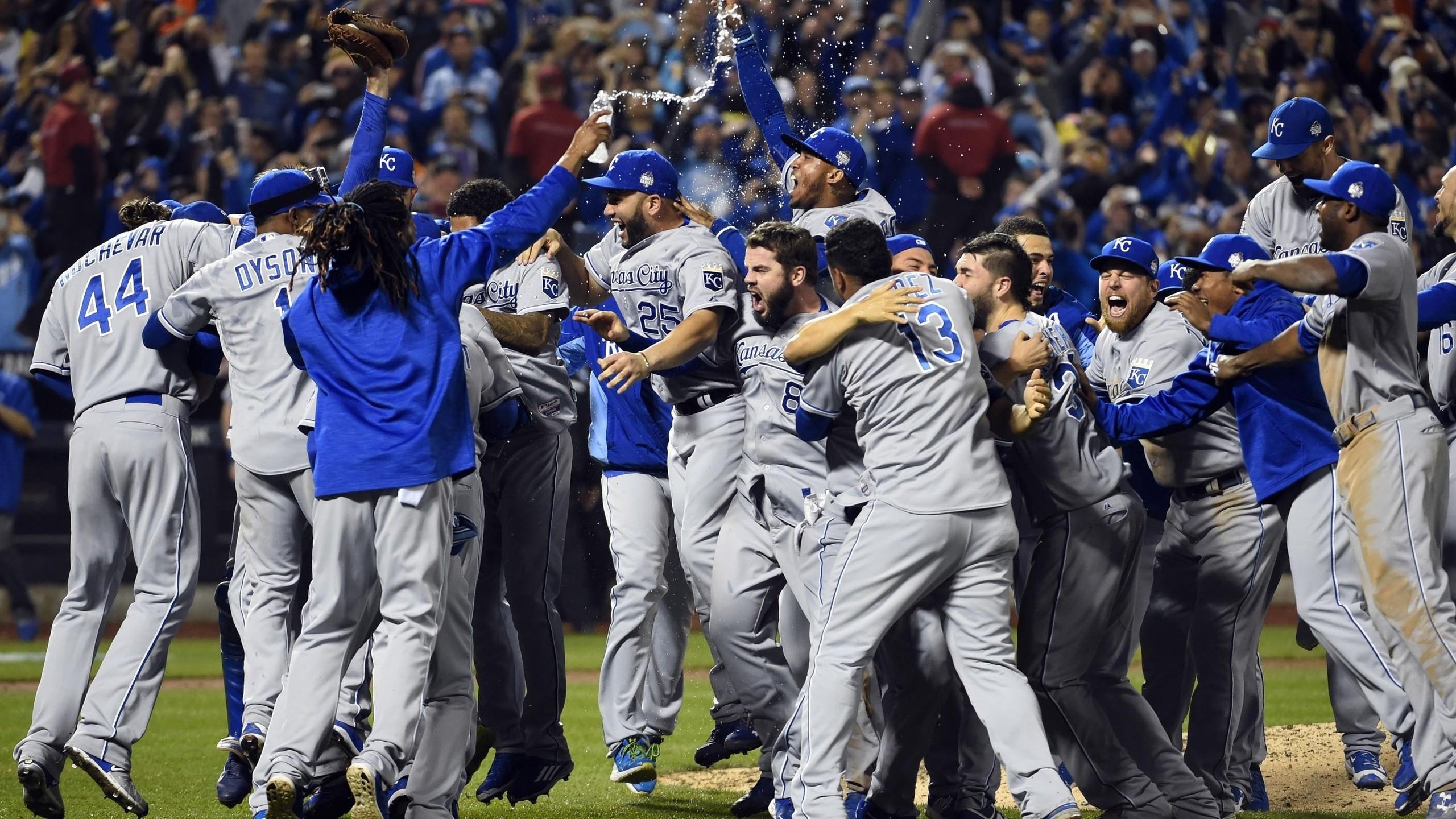 Mlb, Baseball, Kansas City Royals, Kansas City Royals Team Winners, Sports