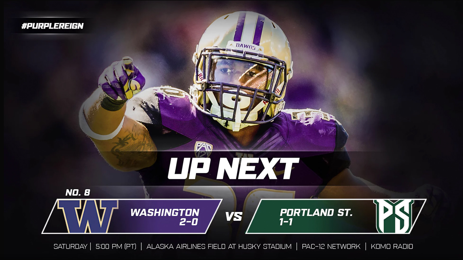 UW Finishes Non-Conference Schedule Vs. Vikings
