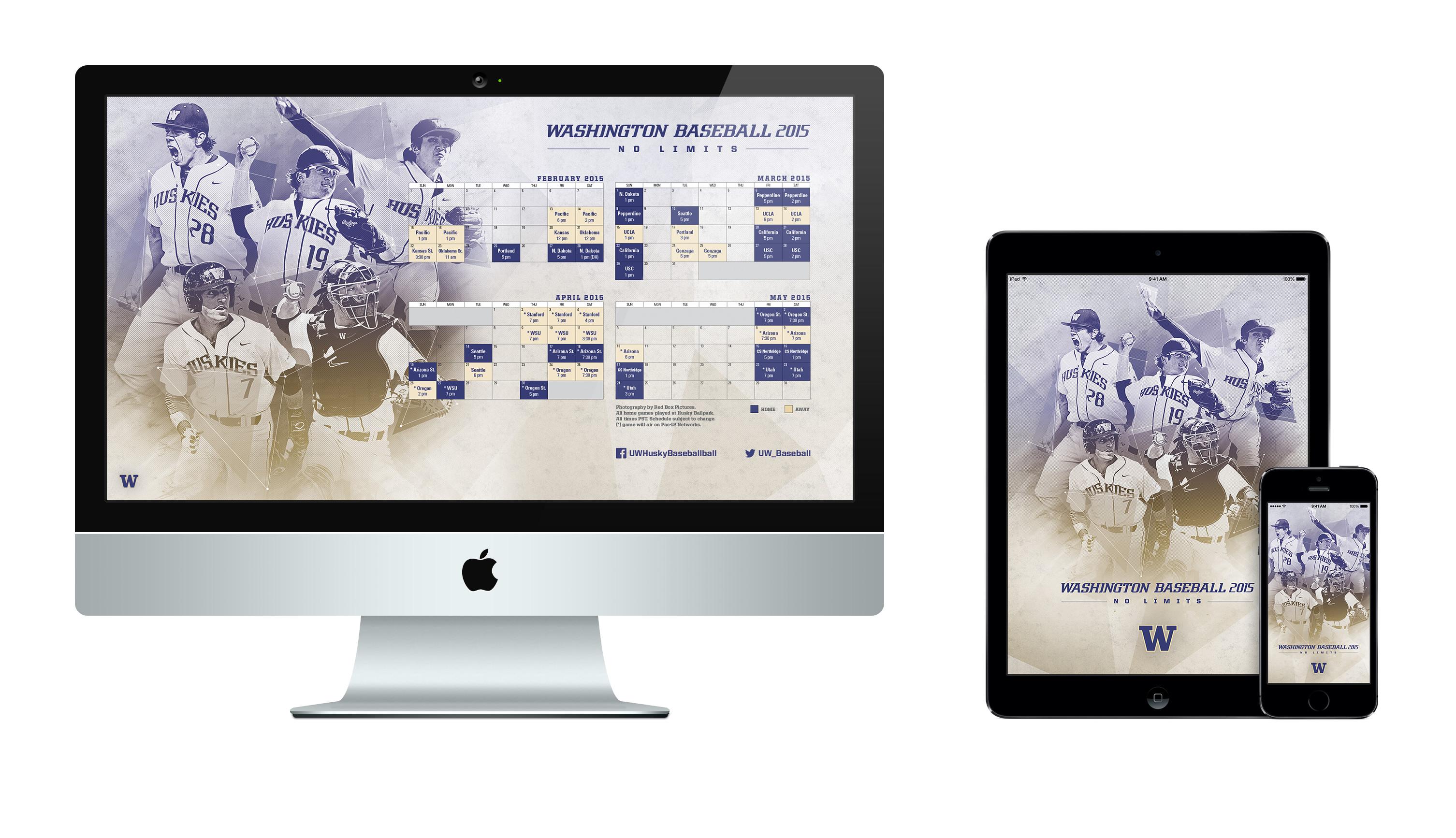 UW All Sports Wallpapers. Washington Huskies Wallpapers