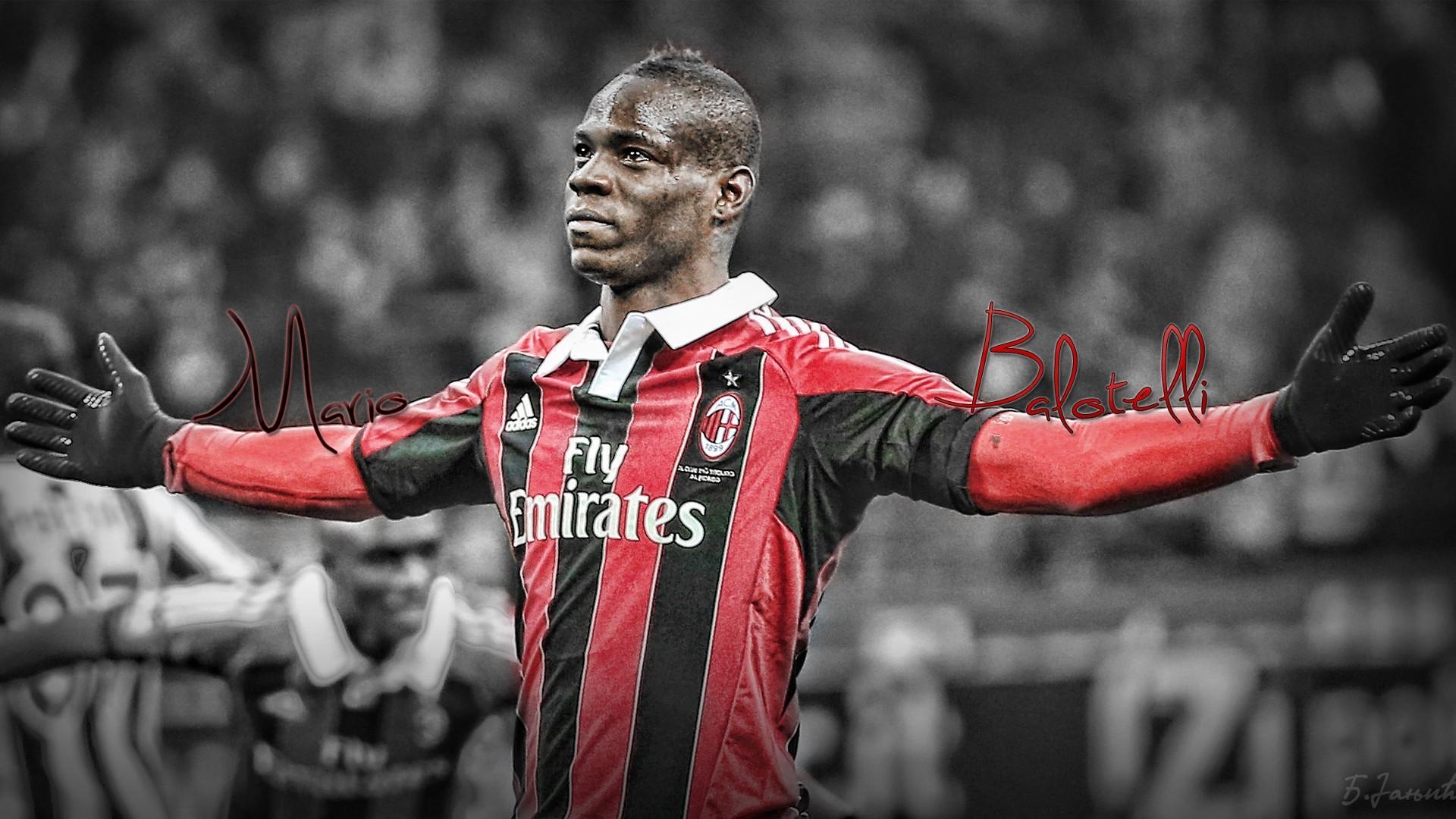 wallpaper sports · soccer · AC Milan