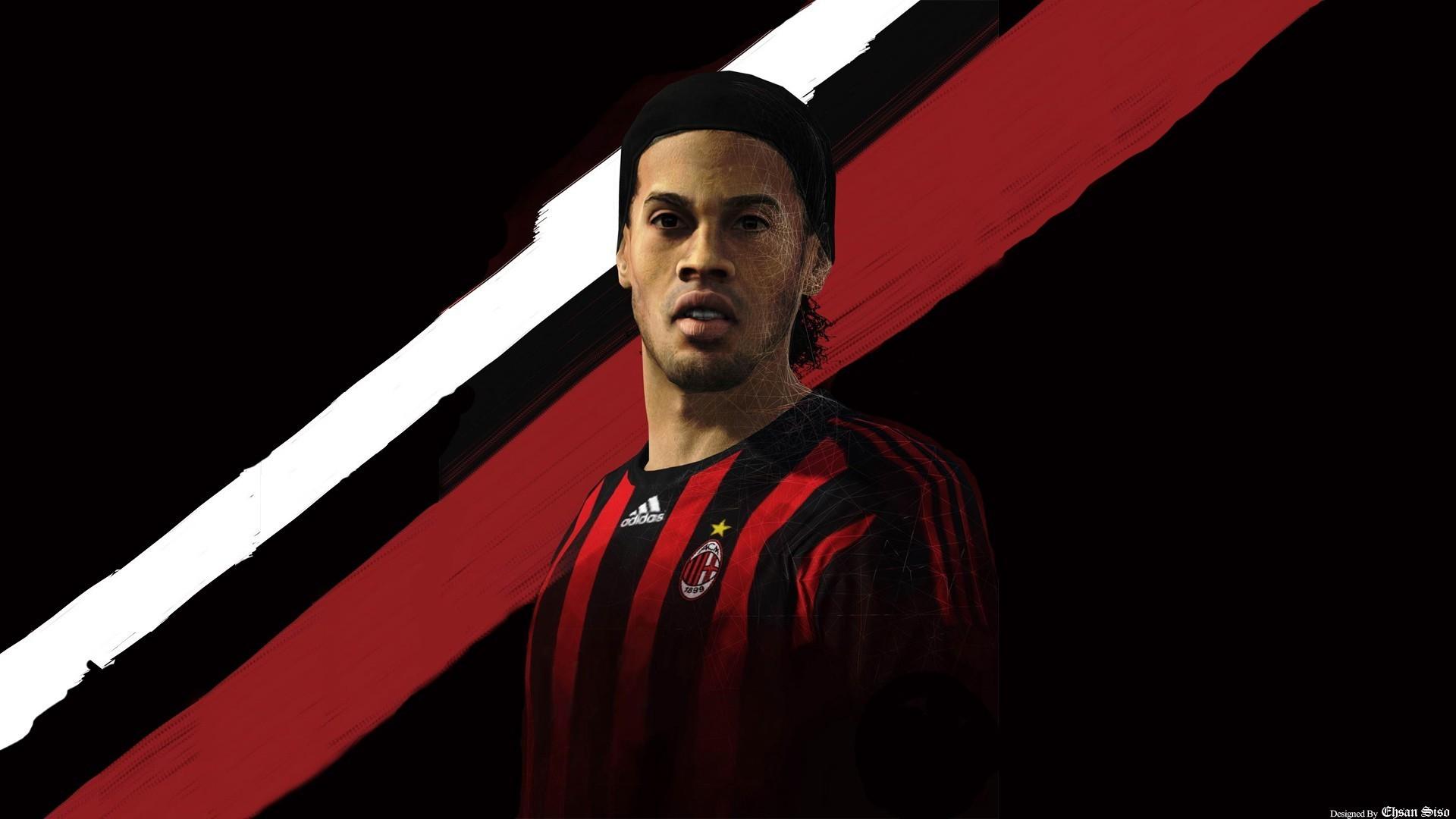 FIFA, Ronaldinho, AC Milan Wallpapers HD / Desktop and Mobile Backgrounds
