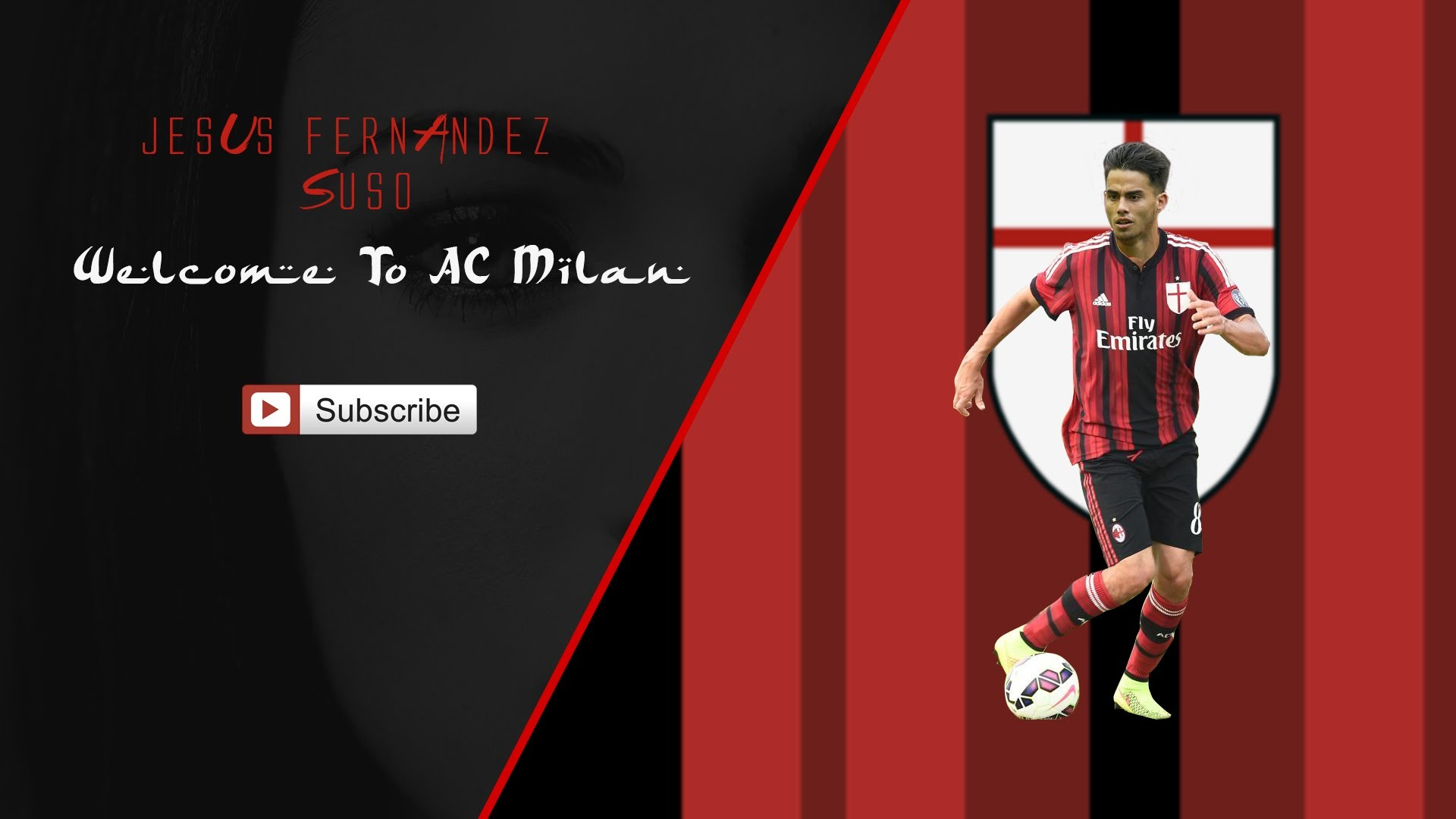 Jesús Fernández Suso – Welcome to AC Milan – Goals & Skills 2014/2015 – HD  – YouTube