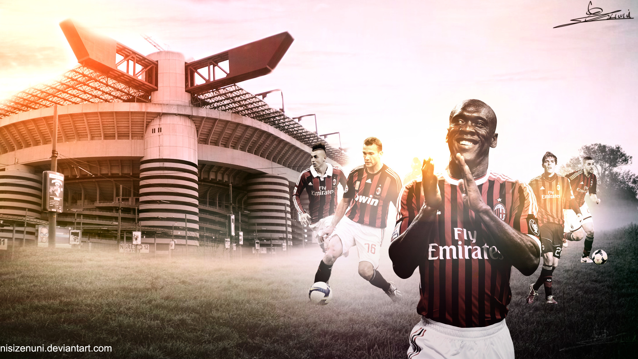 AC Milan by drifter765 …