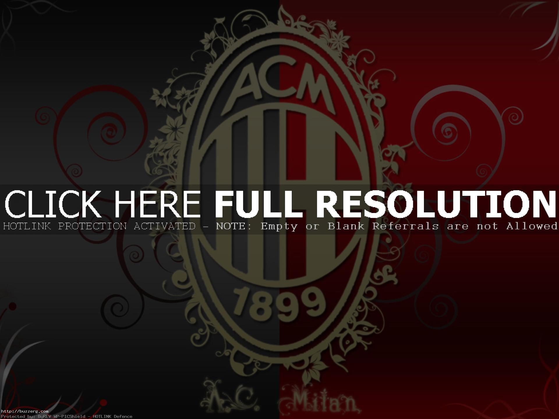 Ac Milan Cool Logo (id: 170763)