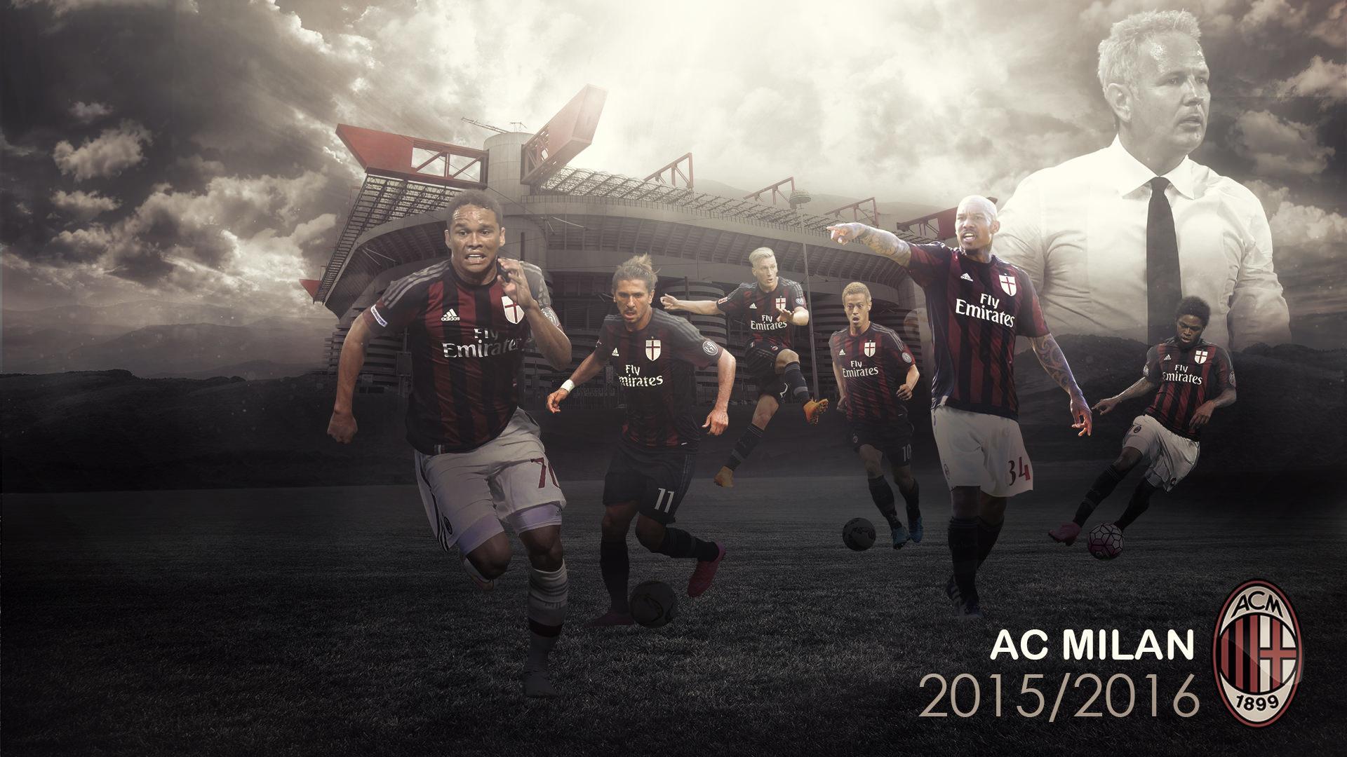 AC Milan 2015/2016 Wallpaper