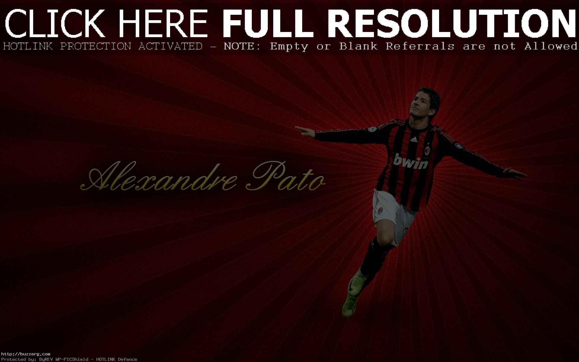 Alexandre Pato Ac Milan (id: 190471)