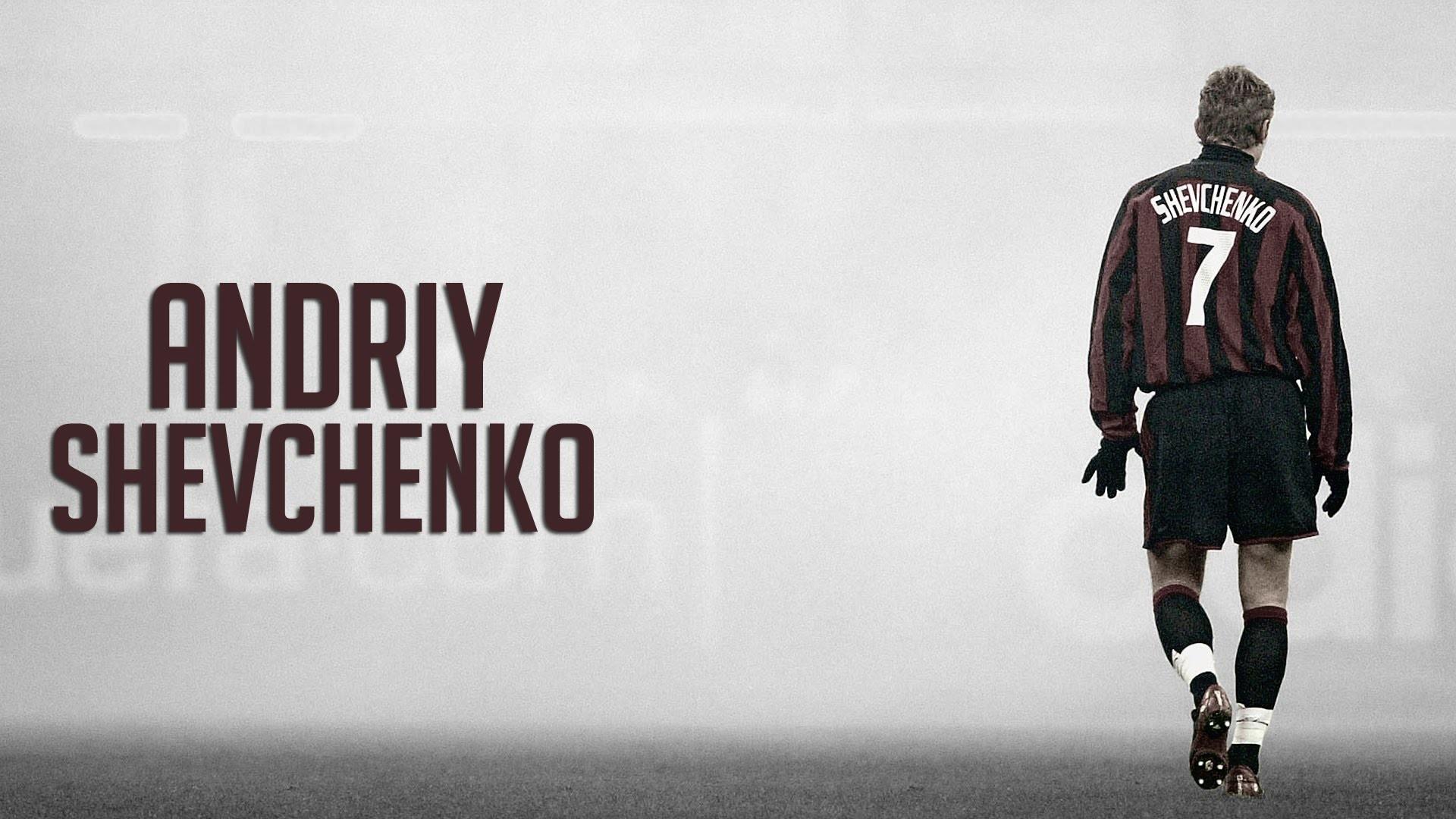 Andriy Shevchenko ○ Legendary Striker ○ A.C. Milan 1999-2006 – YouTube