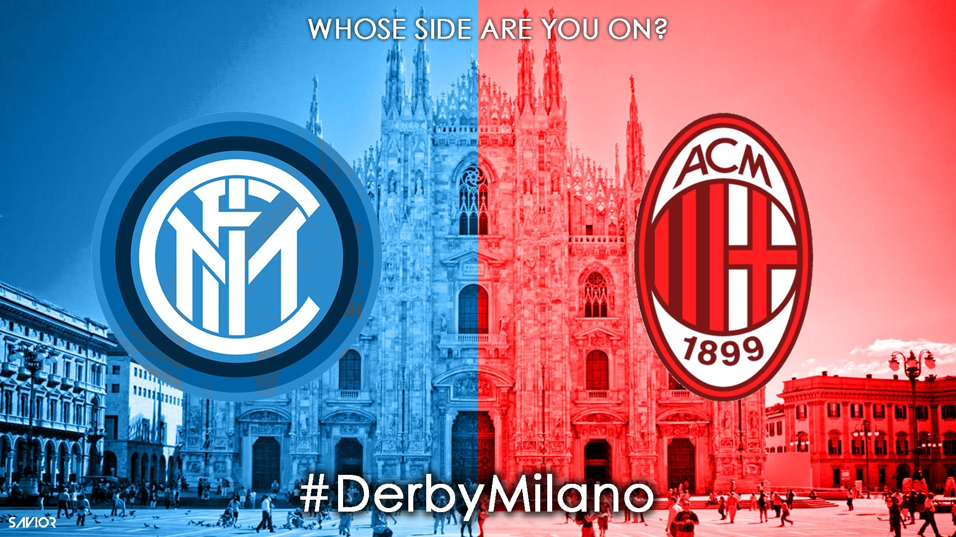 PROMO F.C. INTER vs A.C. MILAN 2015/16