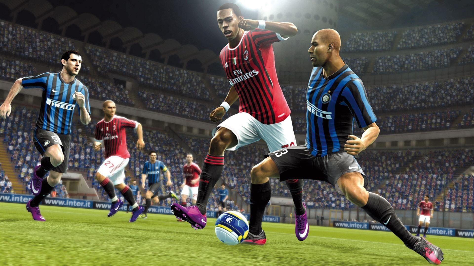 FIFA, Inter Milan, AC Milan Wallpapers HD / Desktop and Mobile Backgrounds
