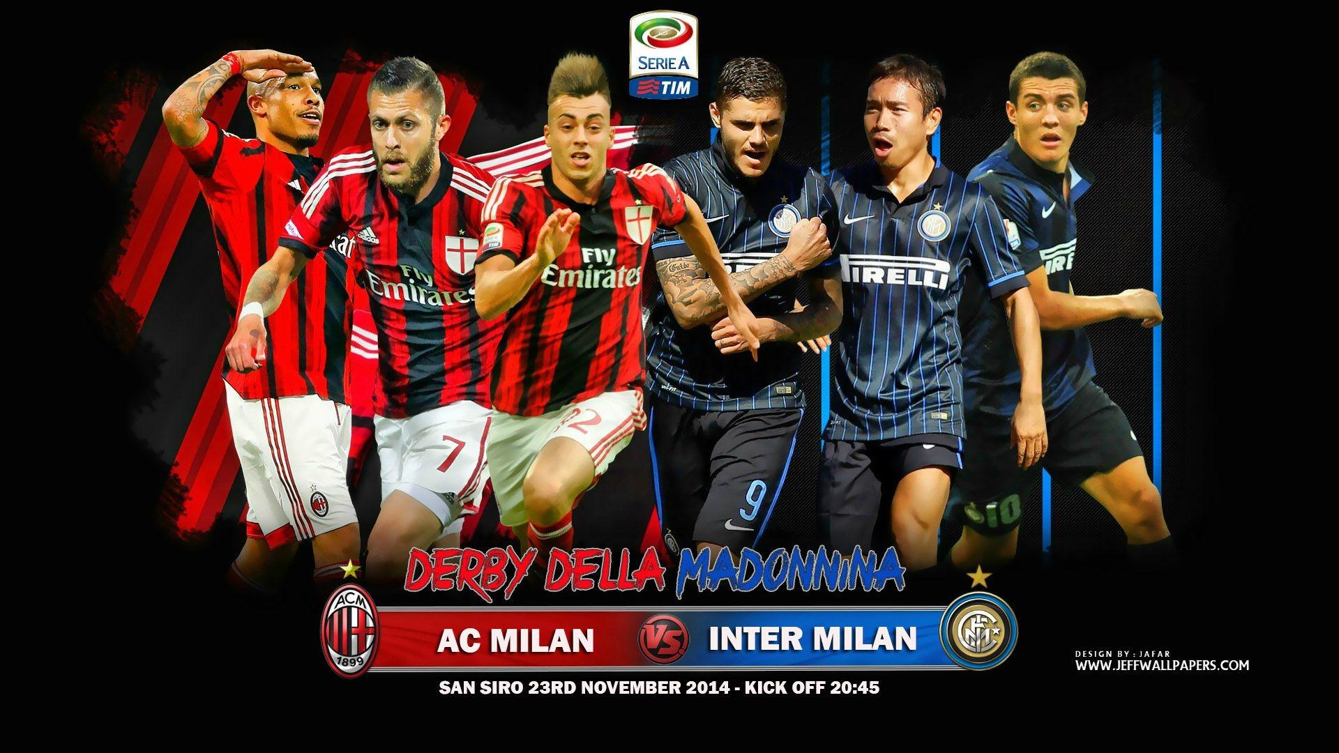 Download Wallpaper – AC Milan vs Inter Milan – Bola.net   Epic Car  Wallpapers   Pinterest   Ac milan and Wallpaper
