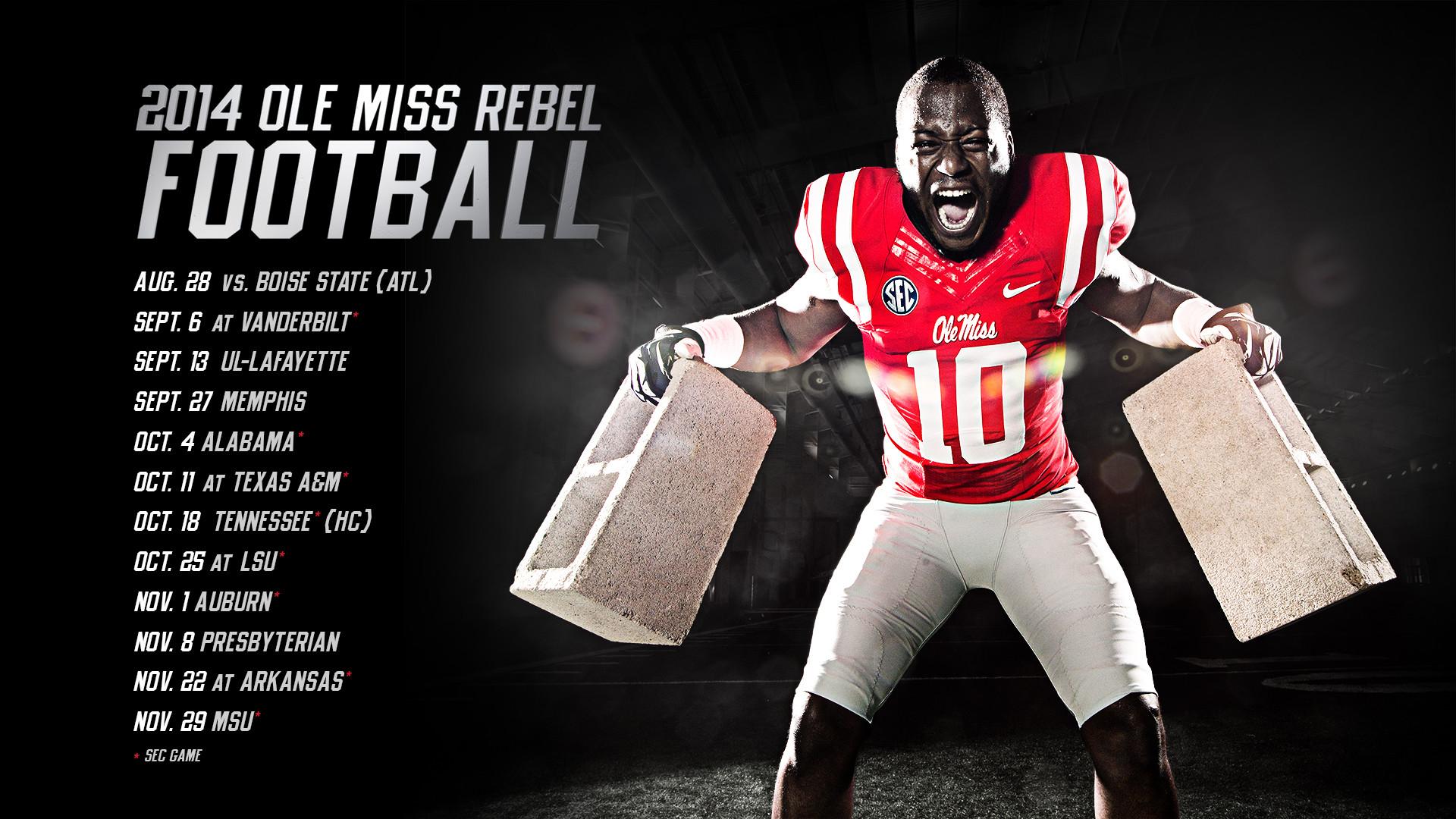 Ole Miss Football Wallpaper