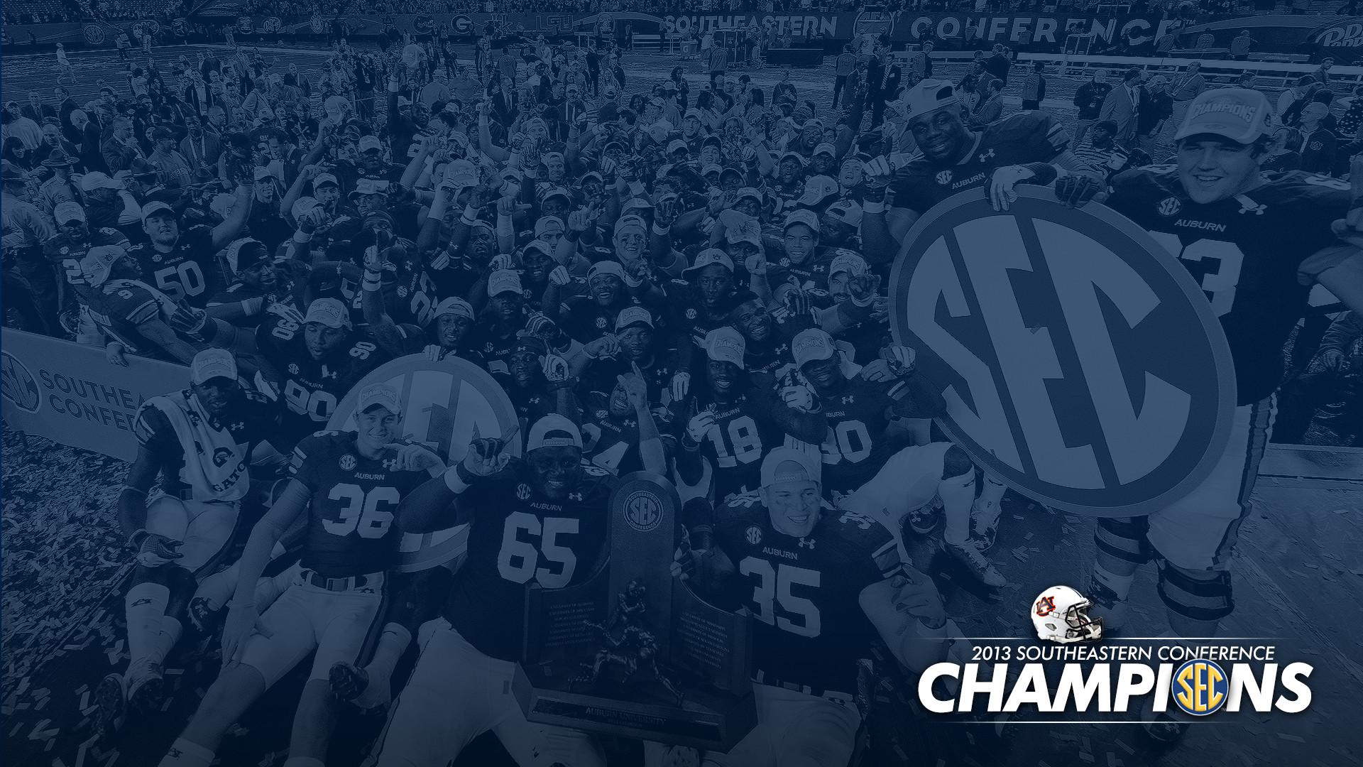 Auburn Champions Wallpaper