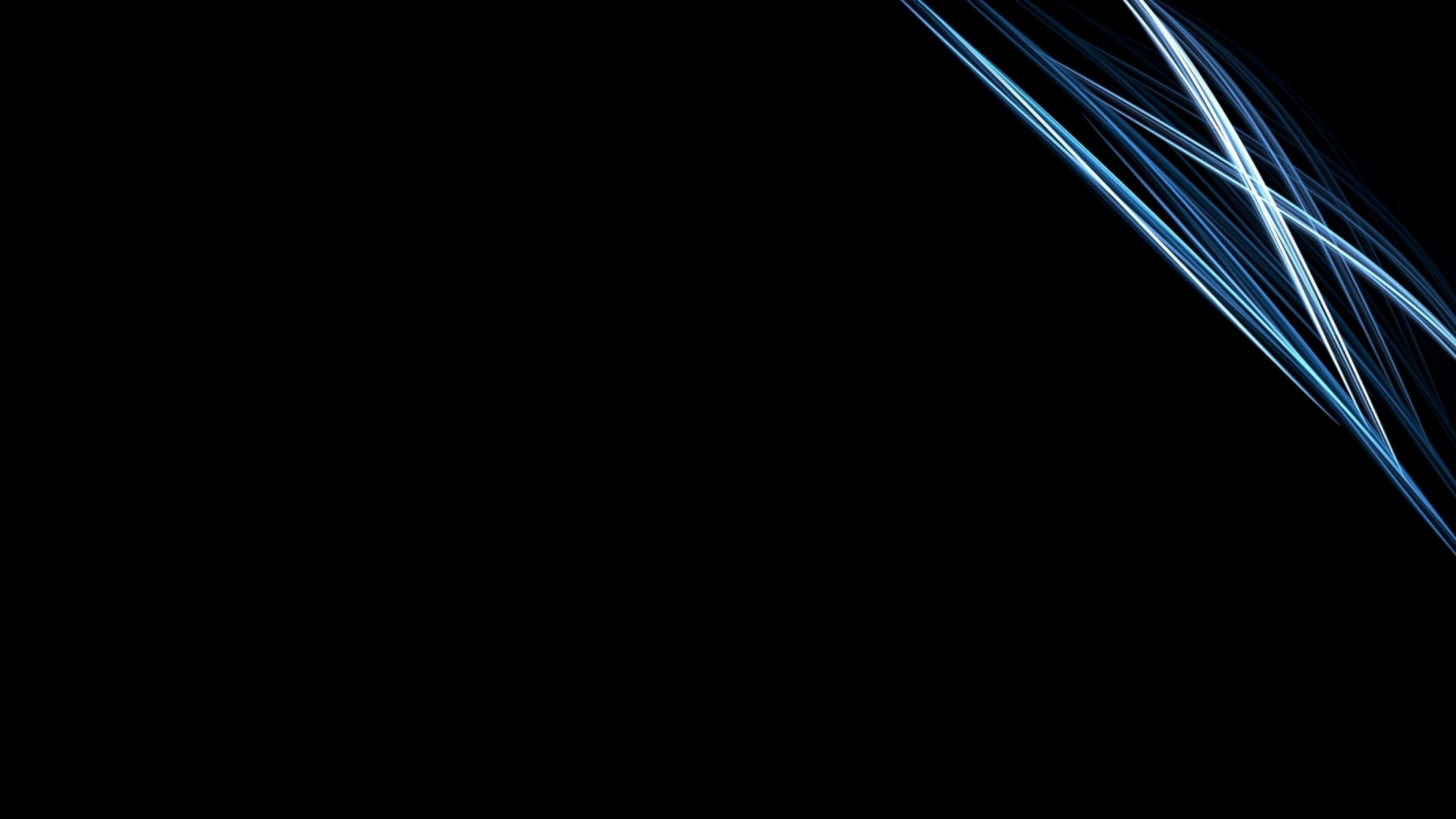 Download Wallpaper Black, White, Line, Silver 4K Ultra HD HD .