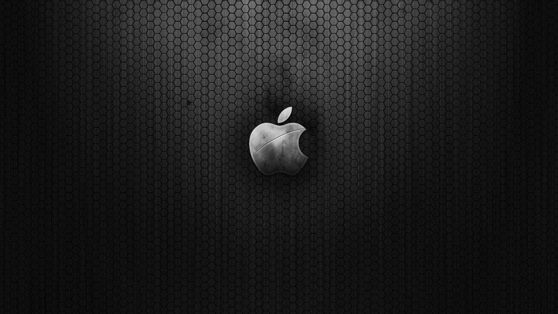… apple metal carbon fiber 1920 x 1080 hdtv 1080p wallpaper …