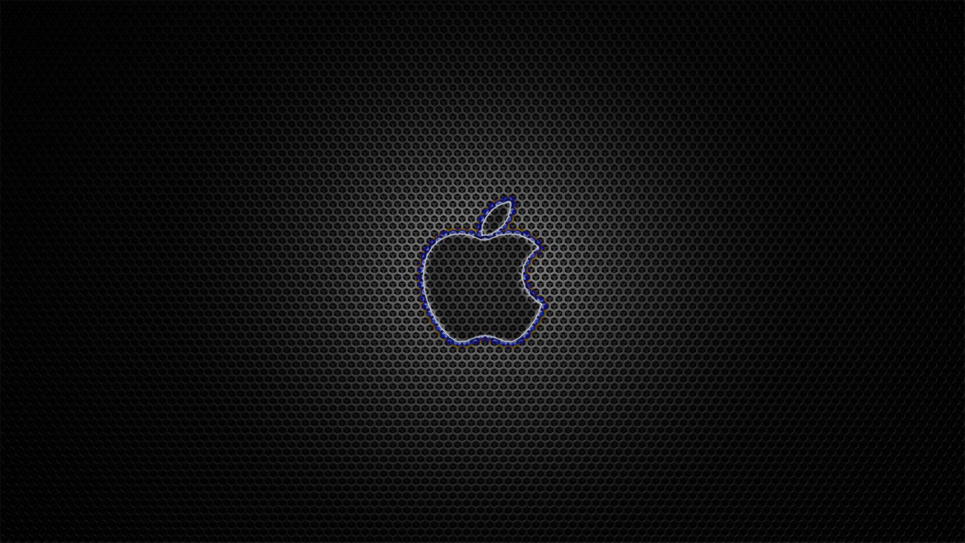 … HarriePatemanDesigns Apple Background Carbon Fiber HD by  HarriePatemanDesigns