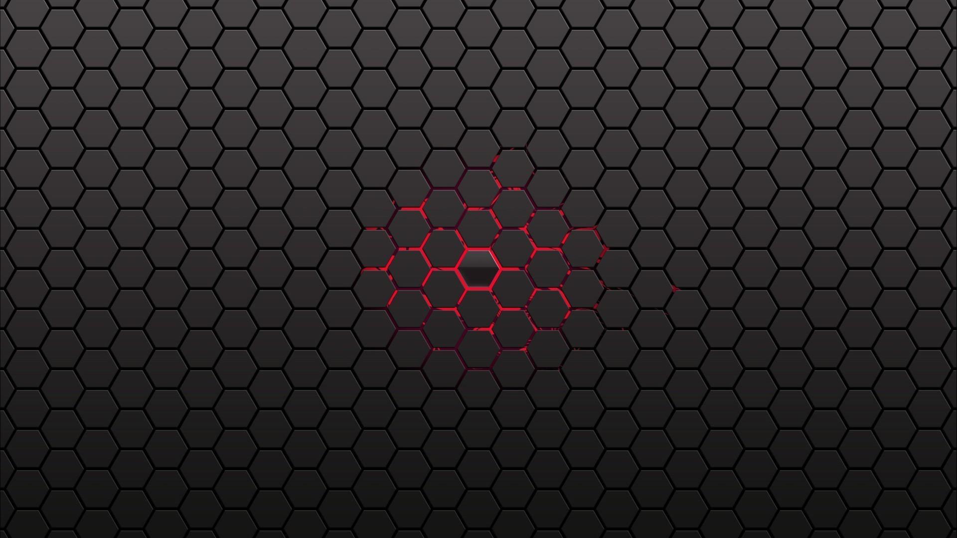Blue honeycomb pattern wallpaper | Wallpaper Wide HD