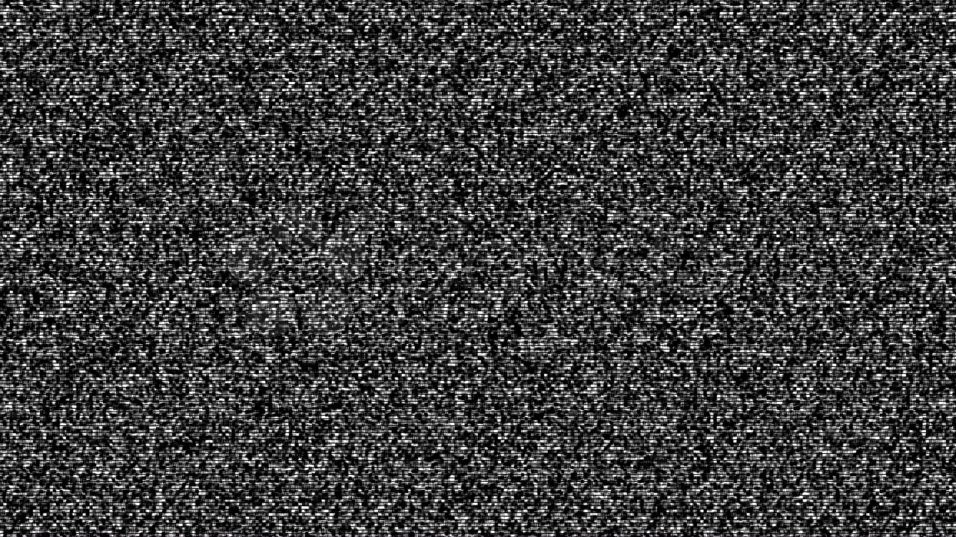 Colorful Tv Static Background Tv static noise with sound