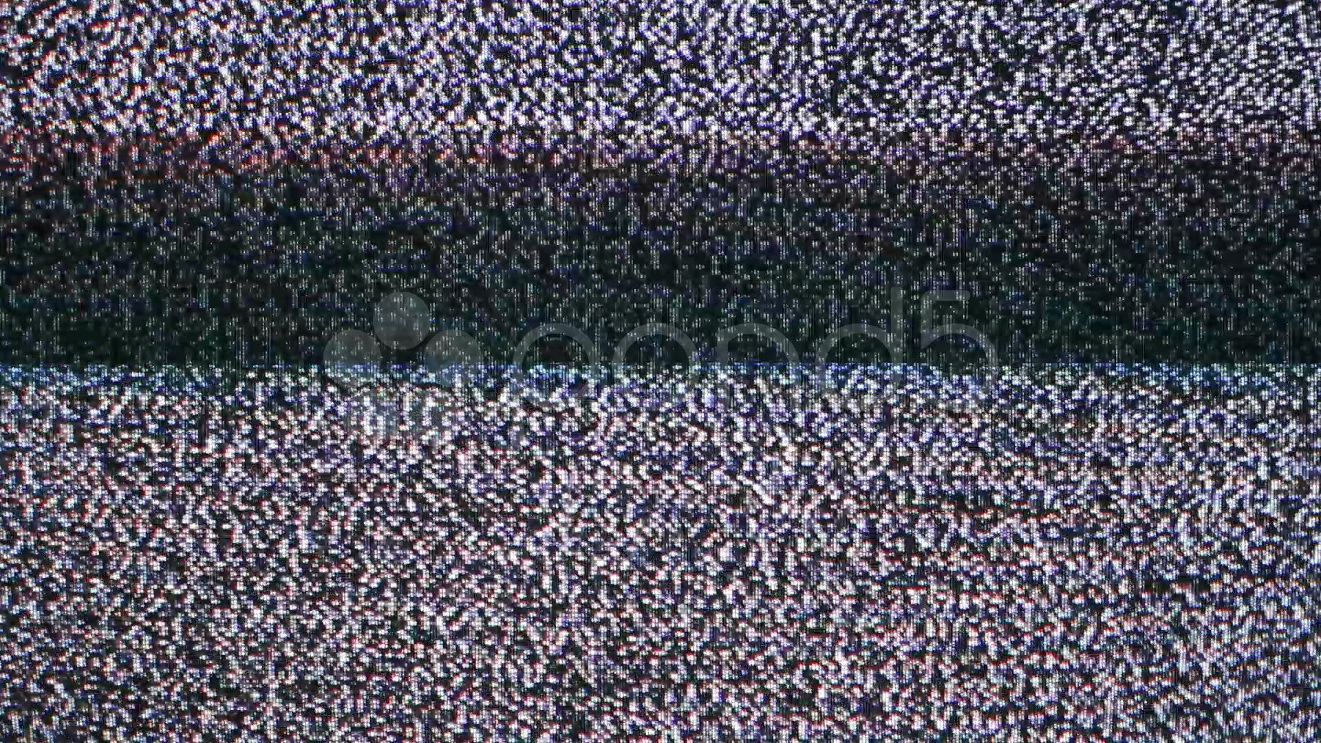 Blank Television Tv Screen With White Noise Or Static Snow And No Signal..  Stock Footage – YouTube