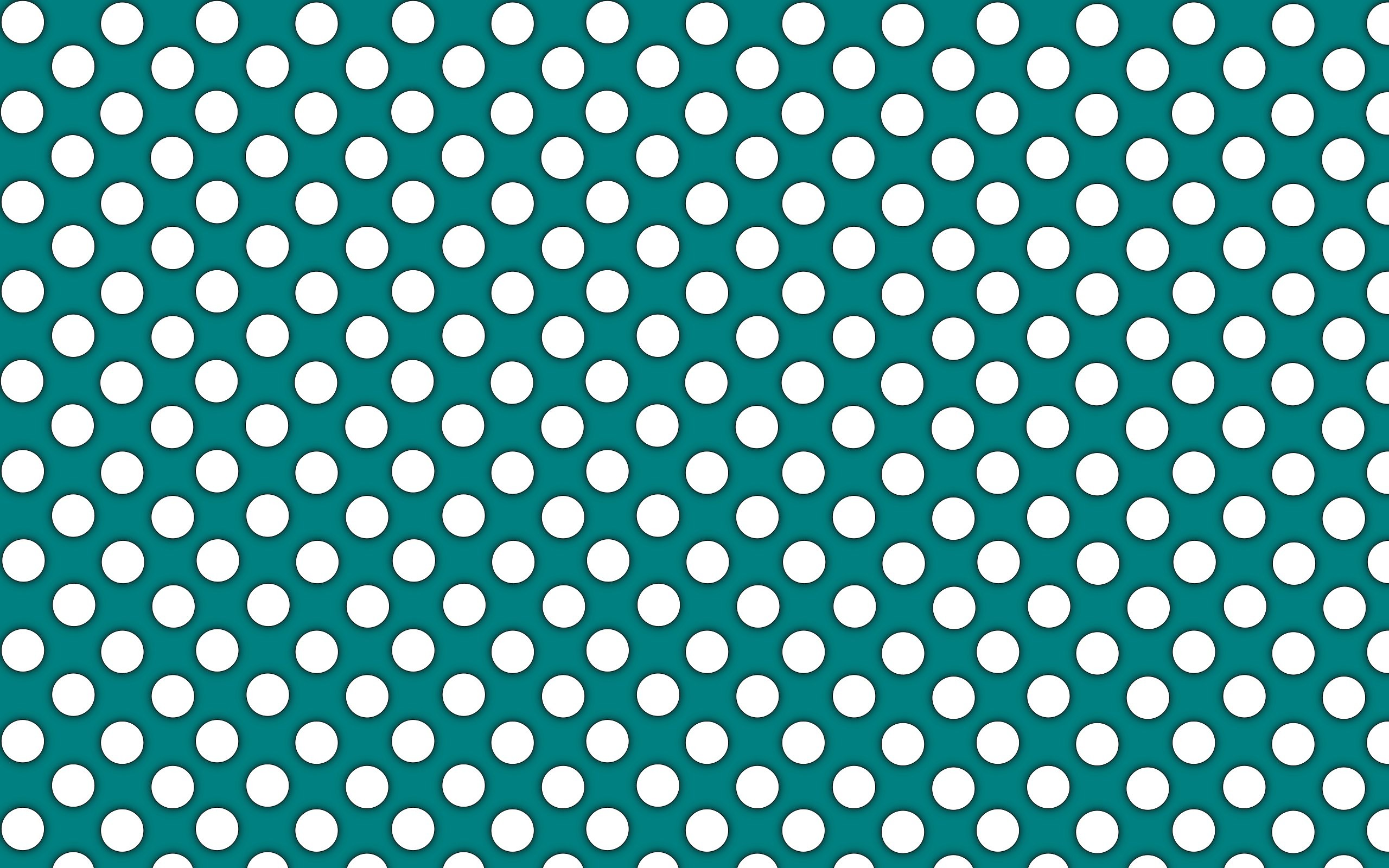 Black and White Polka Dot Wallpaper: .