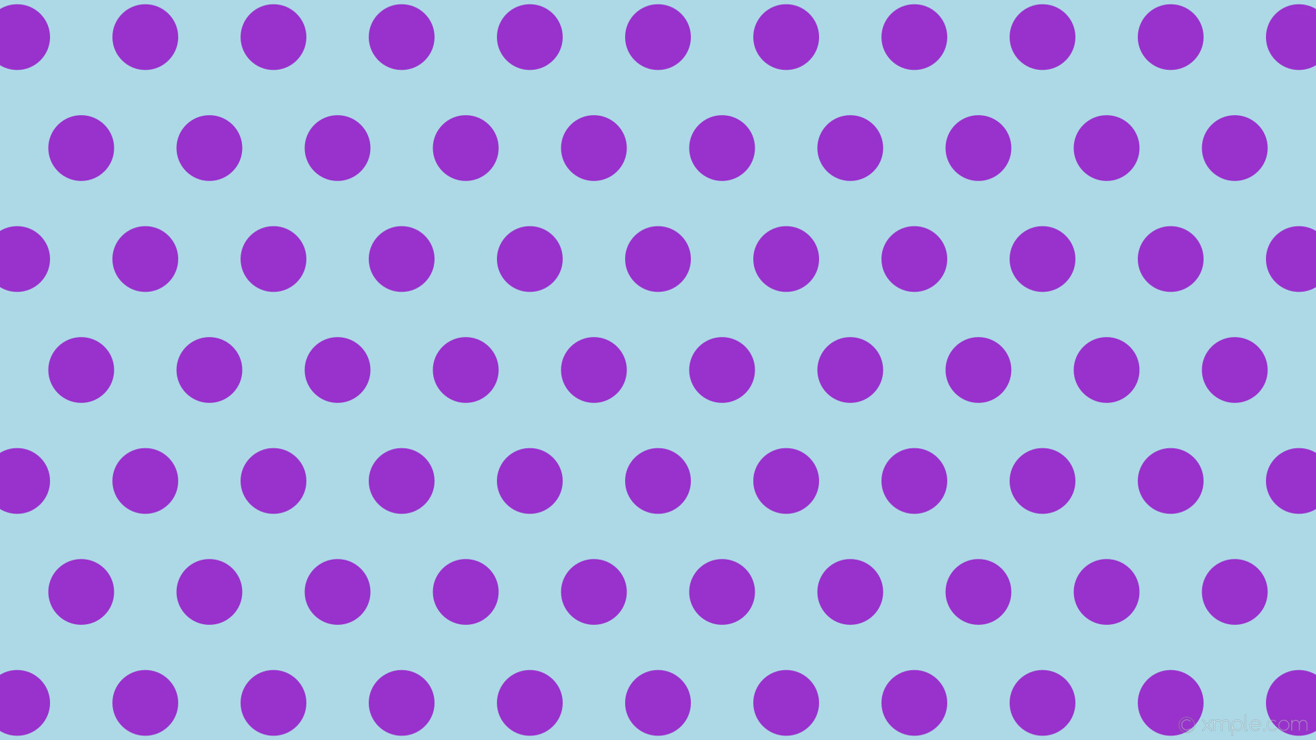 wallpaper dots purple blue polka hexagon light blue dark orchid #add8e6  #9932cc 0°