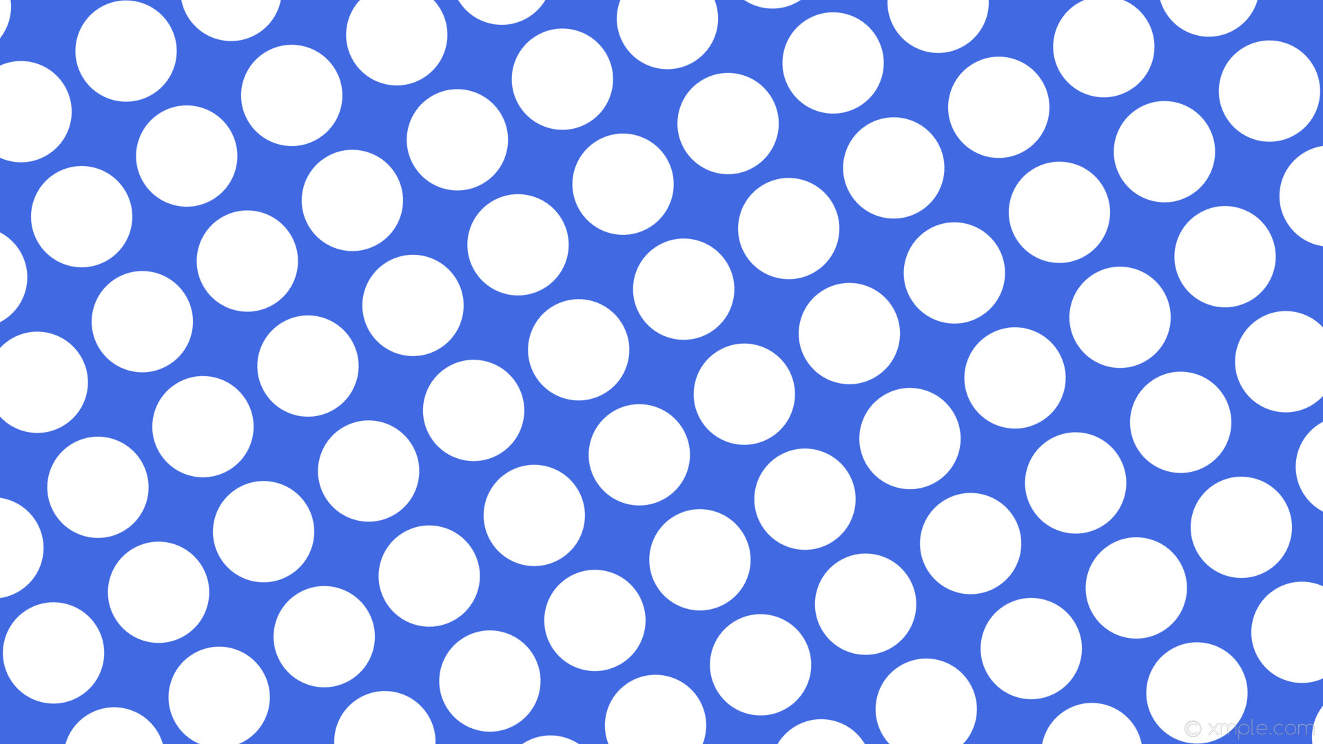 wallpaper blue polka dots spots white royal blue #4169e1 #ffffff 30° 147px  176px