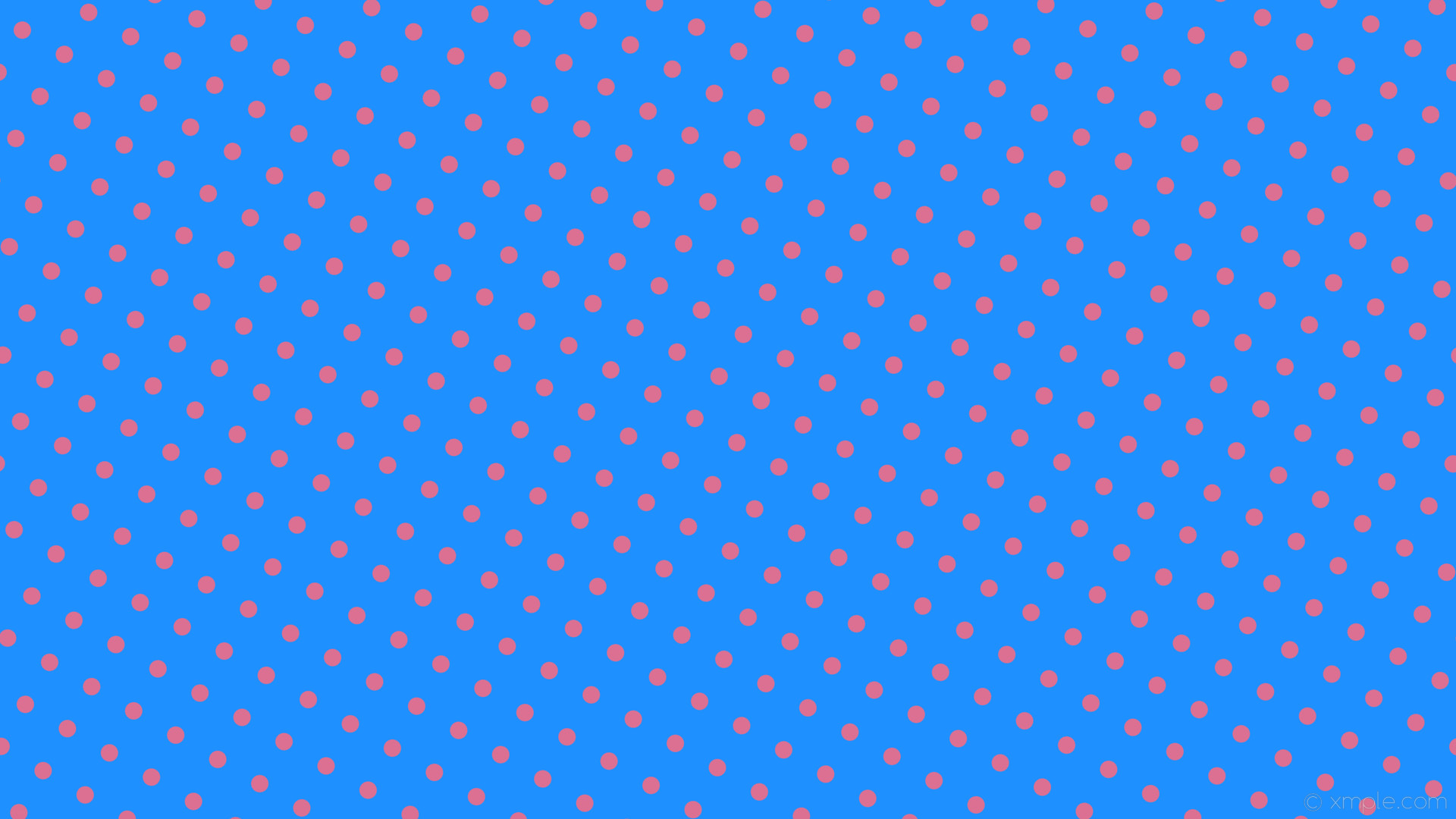 wallpaper spots pink blue polka dots dodger blue pale violet red #1e90ff  #db7093 330