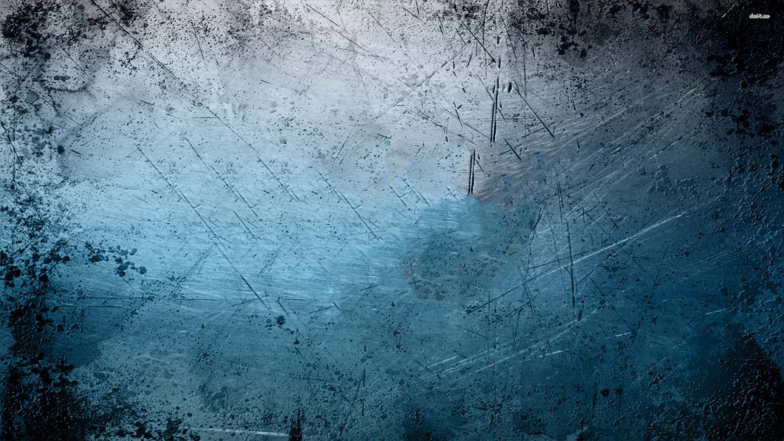 Blue scratched texture wallpaper – Abstract wallpapers – #22123