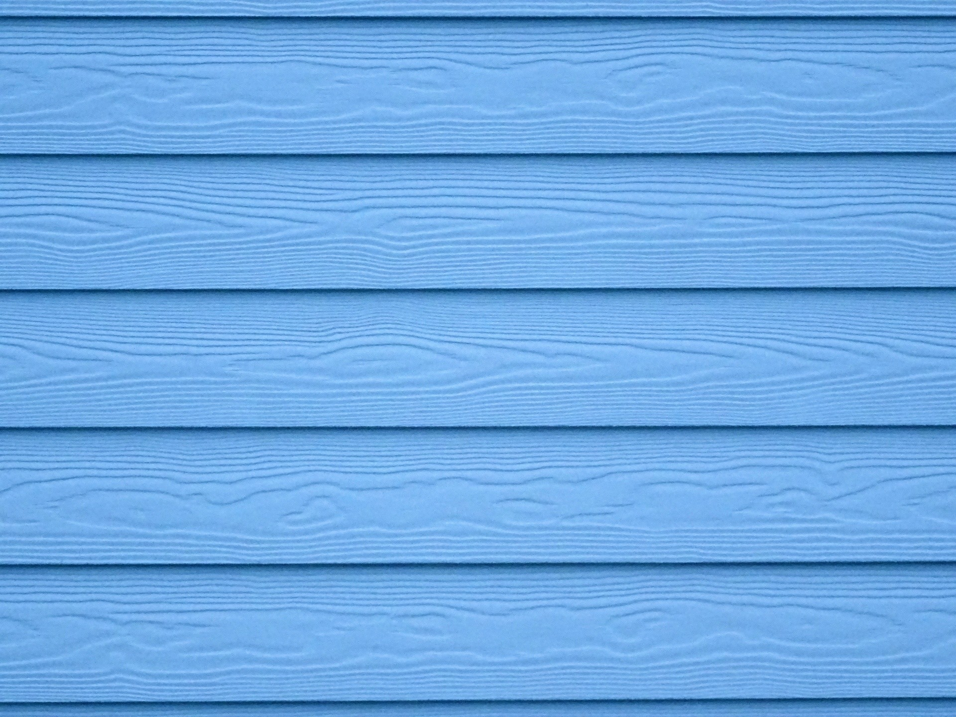 Blue Wood Texture Wallpaper