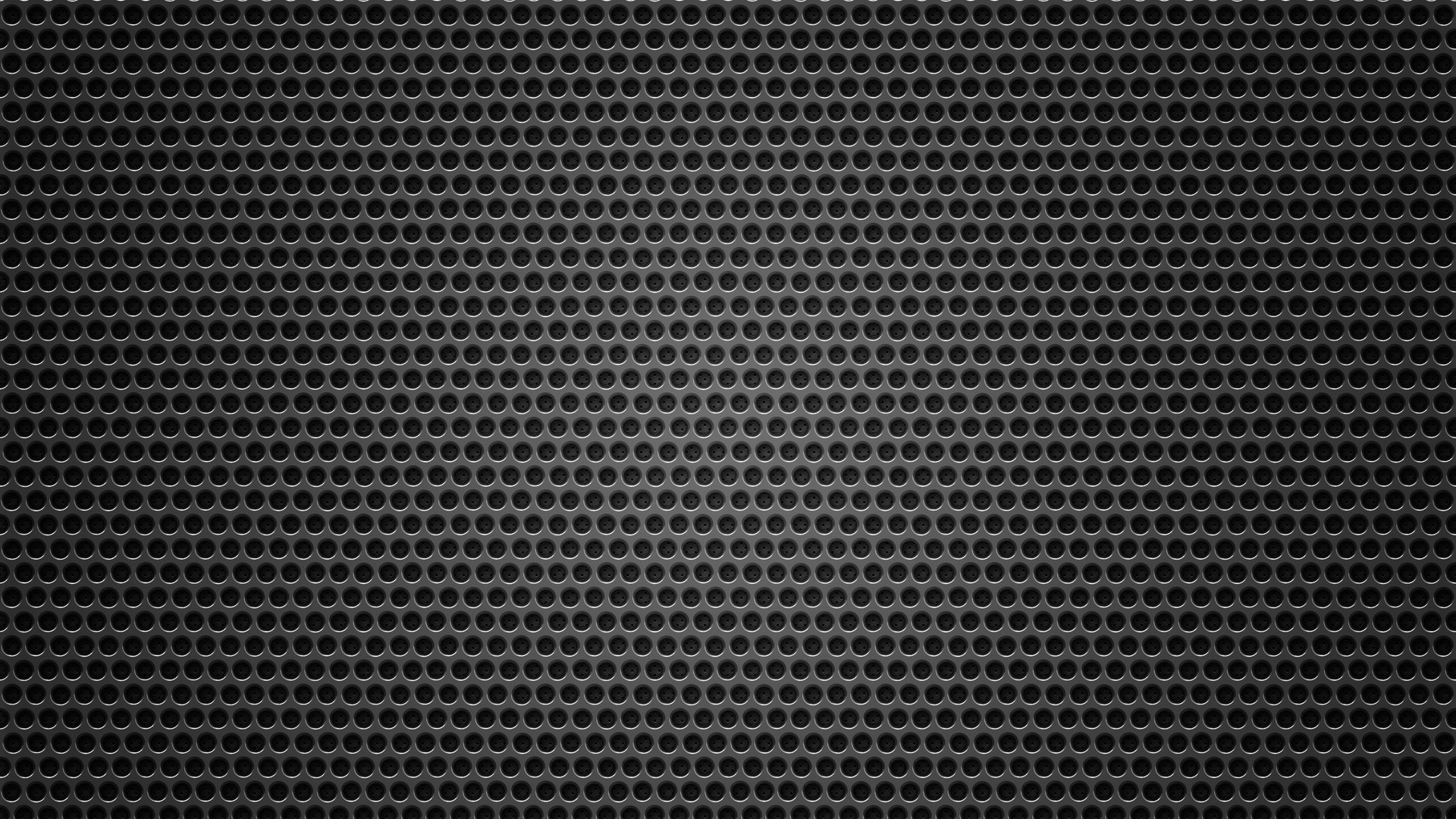 Preview wallpaper grid, circles, background, metal, dark 1920×1080