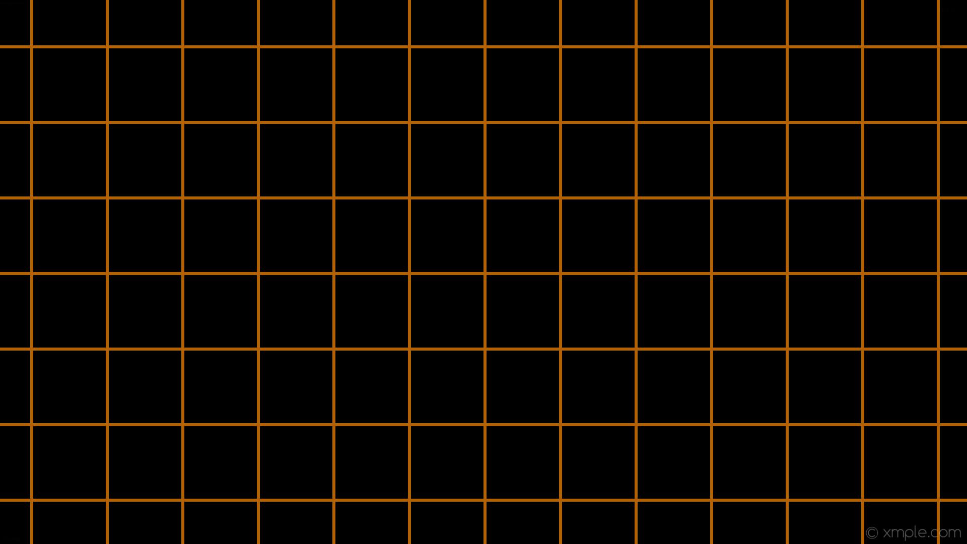wallpaper graph paper orange black grid dark orange #000000 #ff8c00 0° 6px  150px