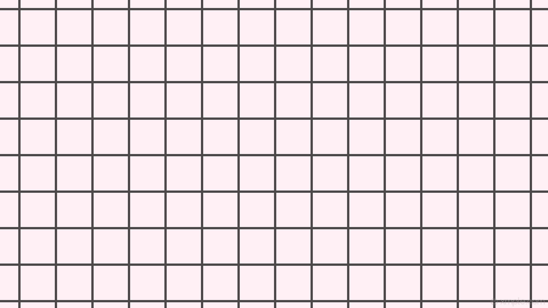 wallpaper white black graph paper grid lavender blush #fff0f5 #000000 0°  8px 128px