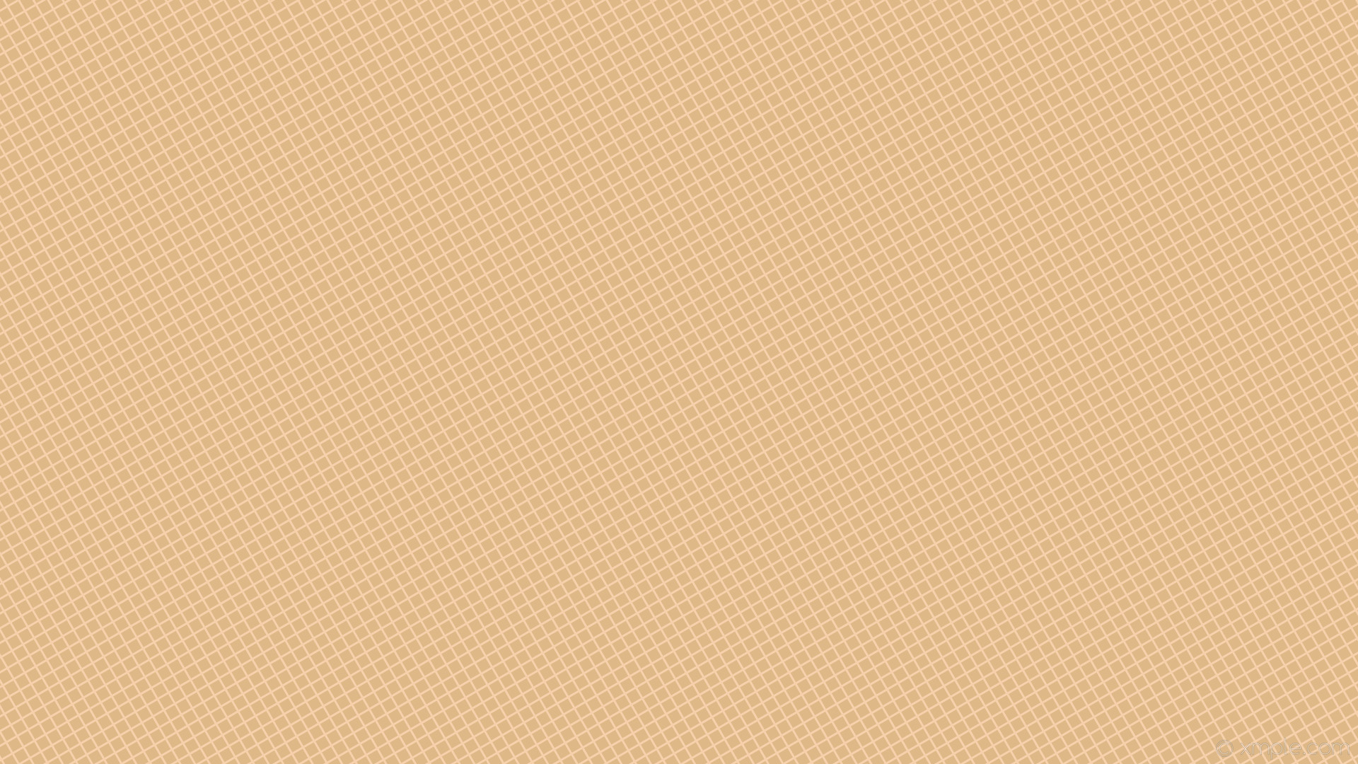 wallpaper grid graph paper yellow brown burly wood peach puff #deb887  #ffdab9 30°