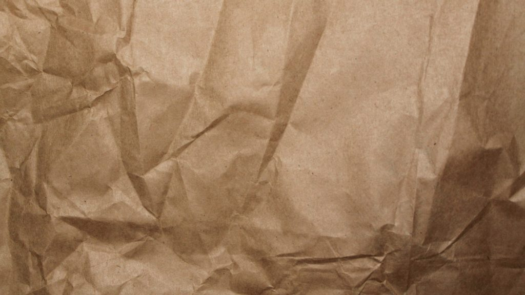 Preview wallpaper paper, crumpled, background 1920×1080