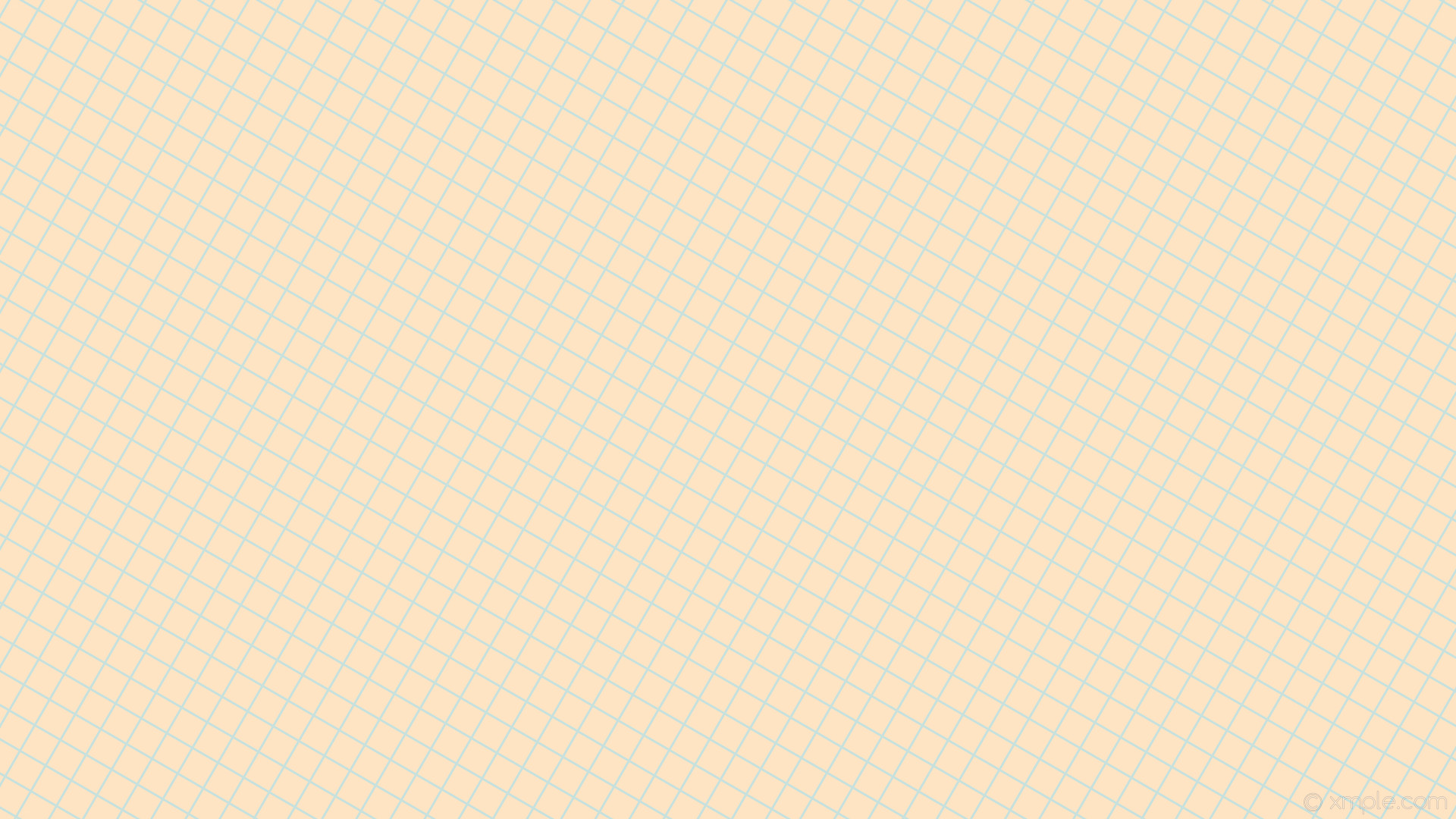 wallpaper blue grid graph paper brown bisque powder blue #ffe4c4 #b0e0e6  60° 3px