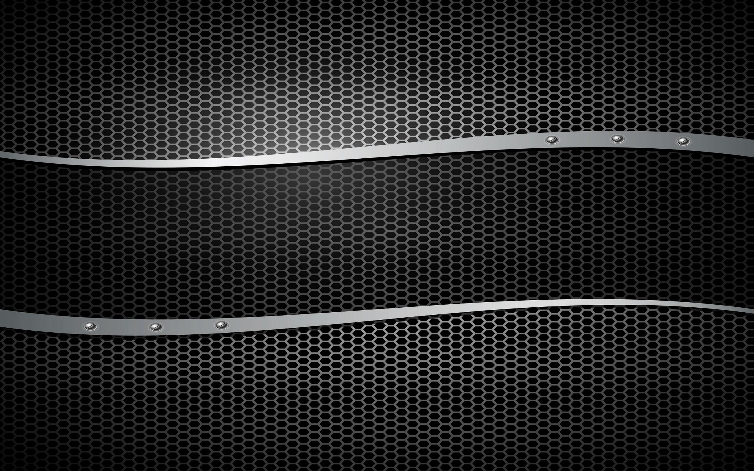 … Metal lines Wallpaper
