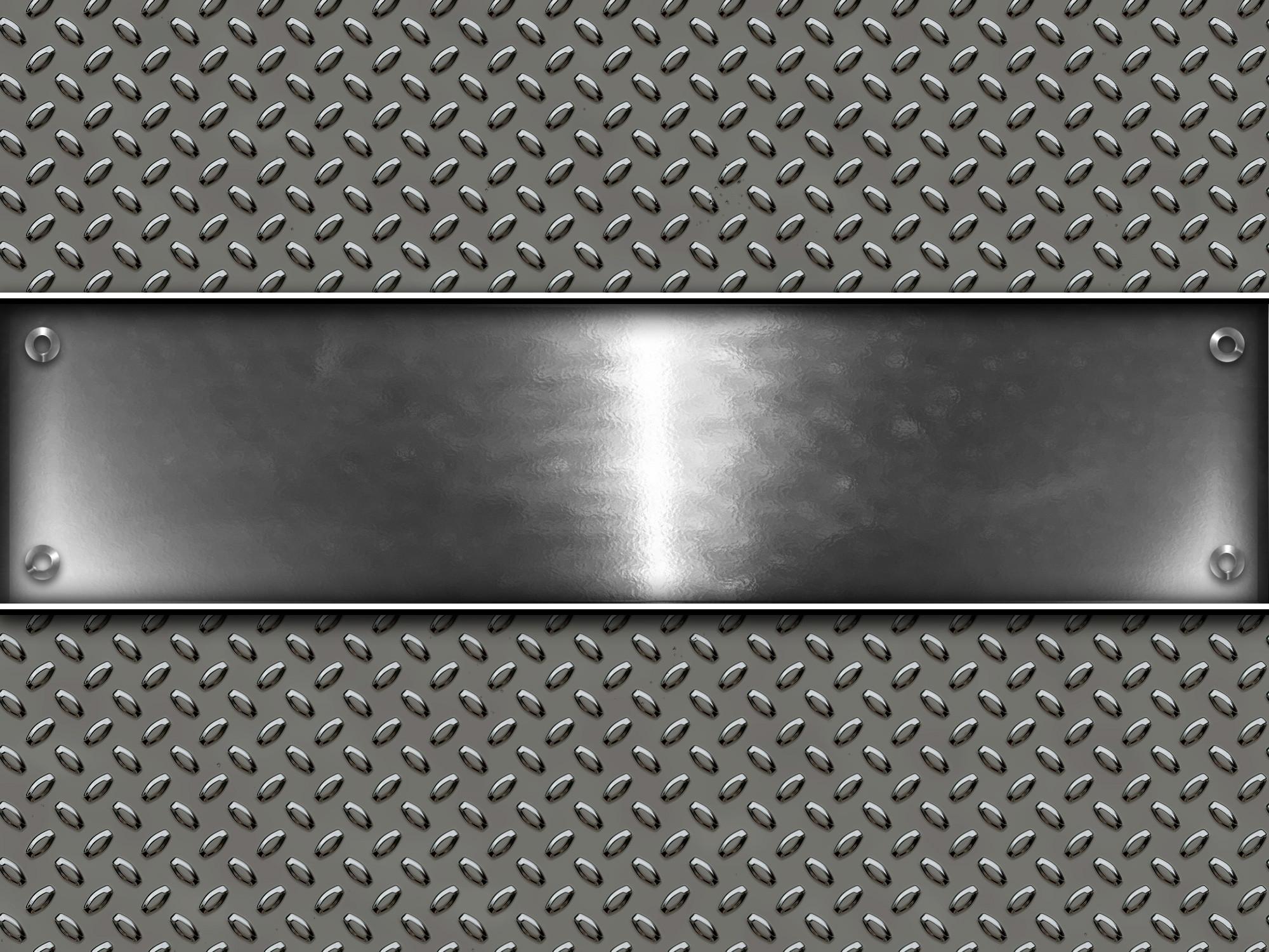 Free Metallic Background
