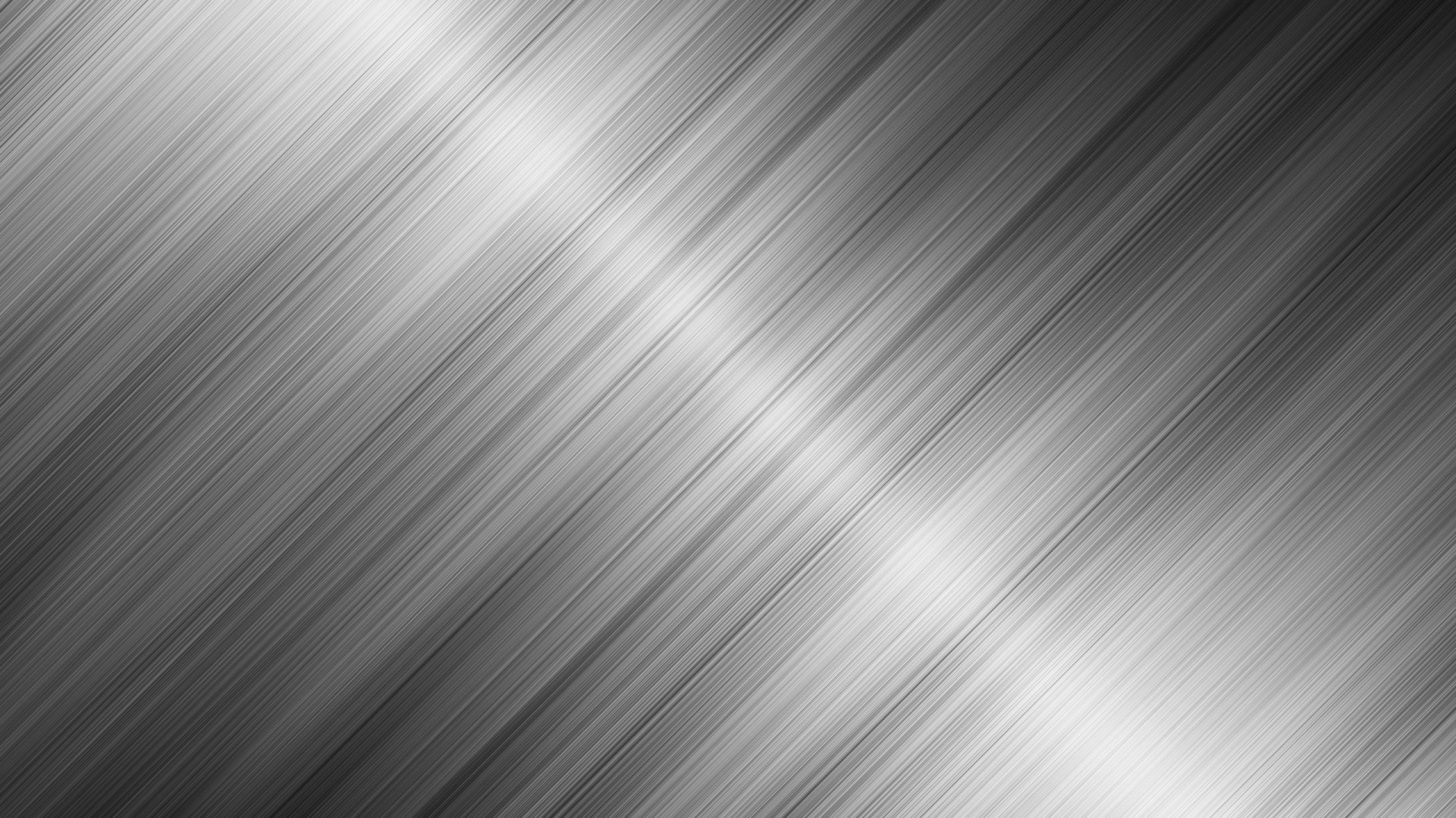 Preview wallpaper metal, lines, stripes, light, shiny, silver 1920×1080
