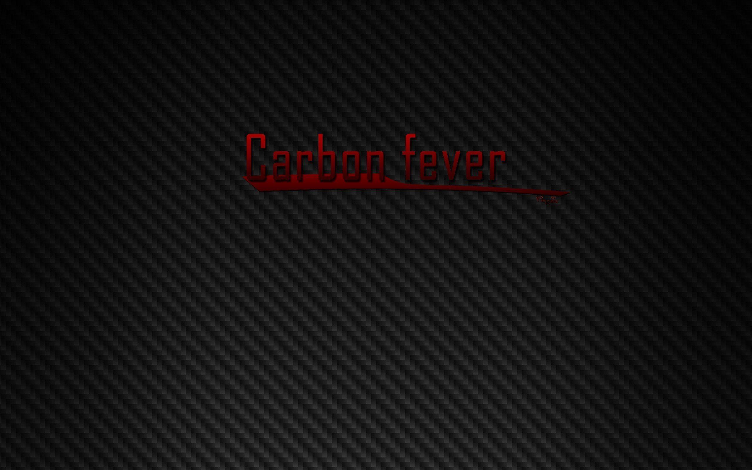 Black carbon fiber CraJim fibers wallpaper