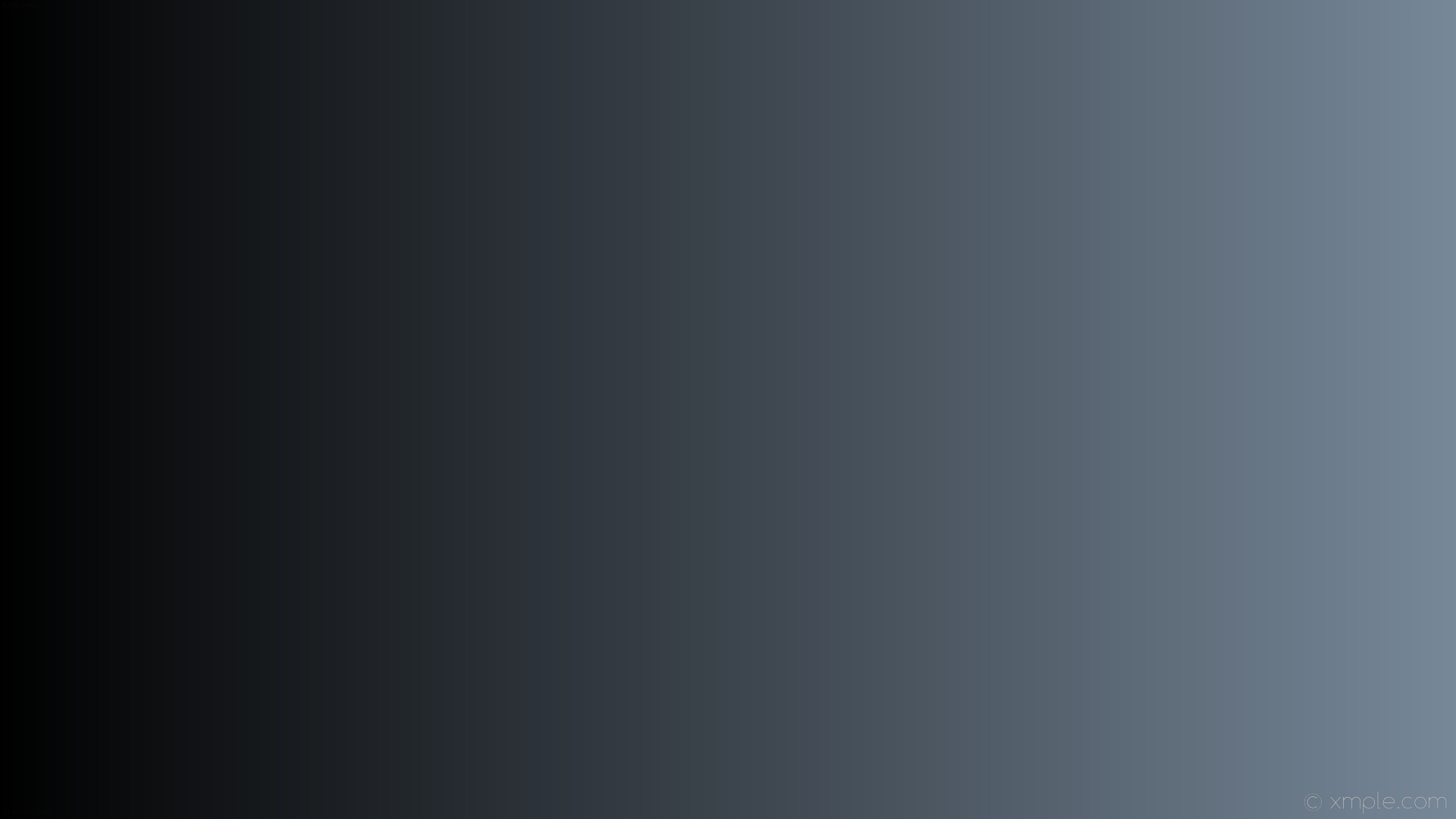 wallpaper black linear gradient grey light slate gray #778899 #000000 0°