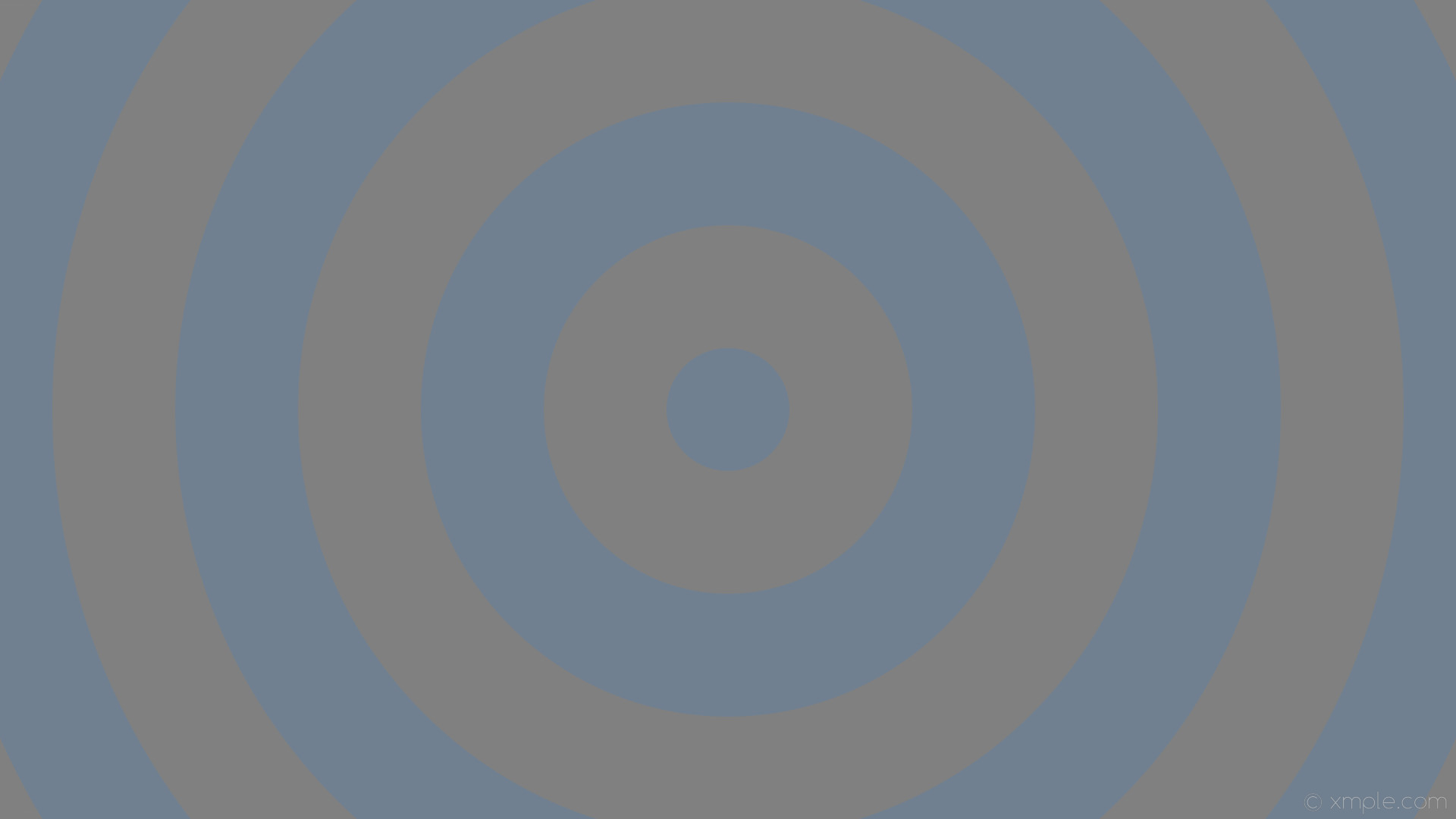 wallpaper rings grey concentric circles gray slate gray #808080 #708090  162px 50% 50