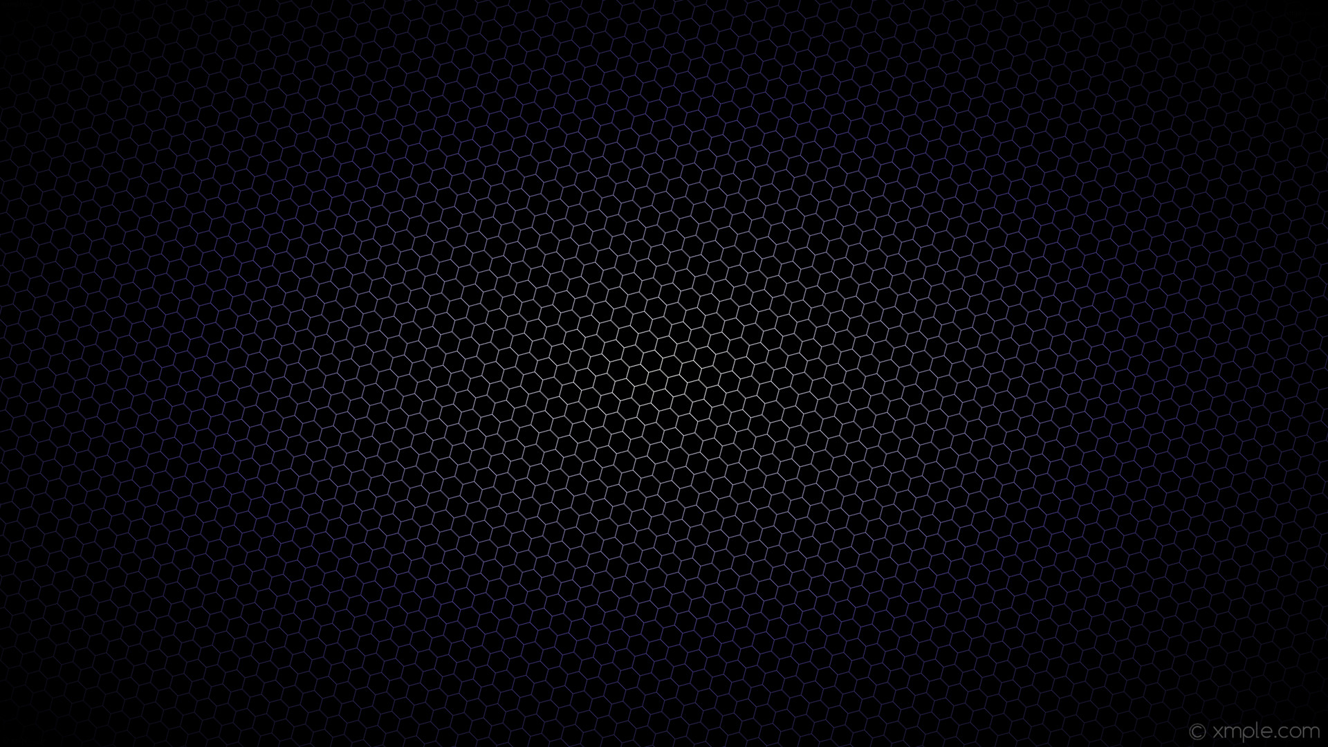 wallpaper black white hexagon purple glow gradient dark slate blue #000000  #ffffff #483d8b
