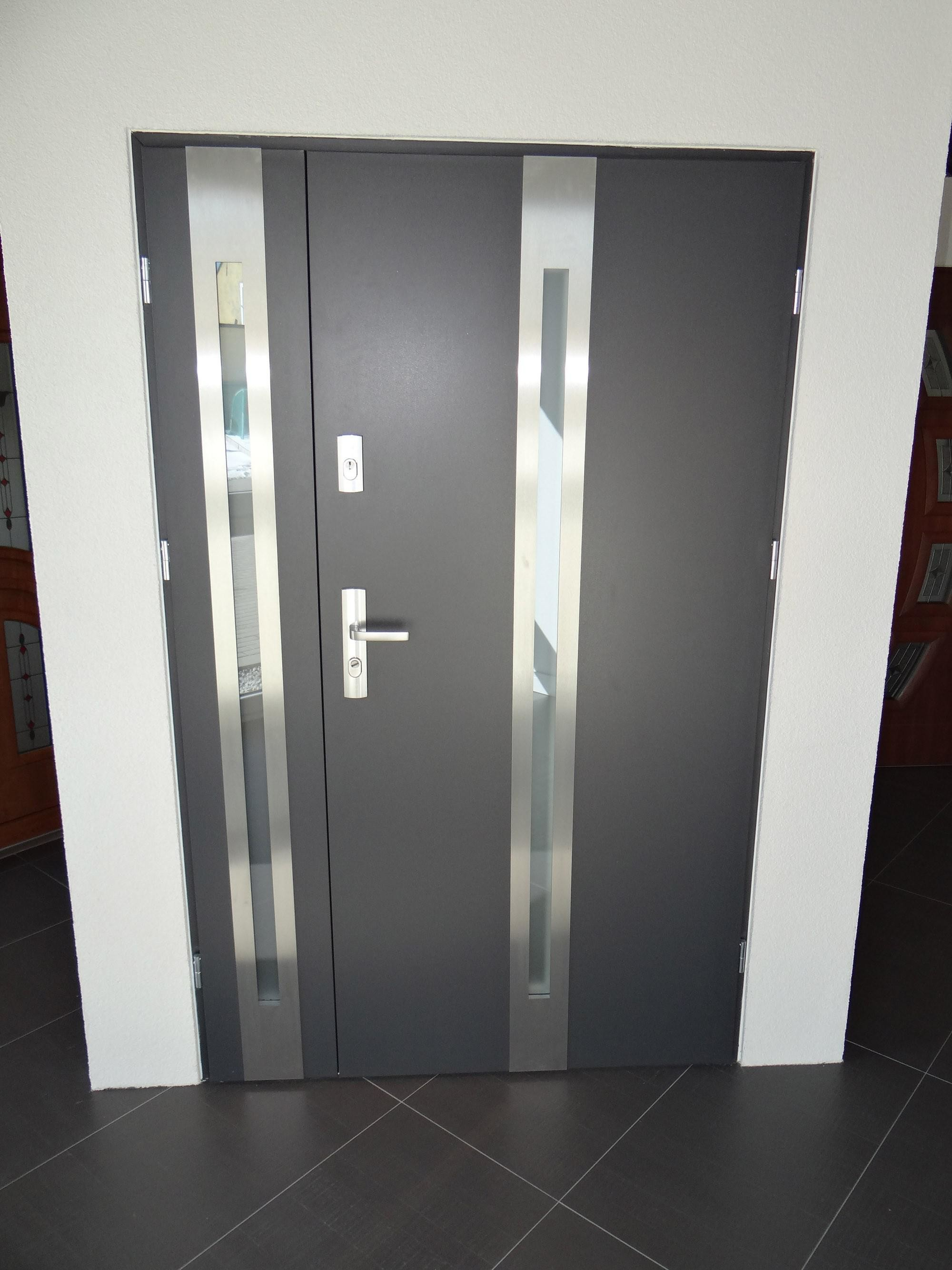 2667 #5A7171 Stainless Steel Front Doors For Homes wallpaper Stainless Steel  Entry Doors Residential 47152000