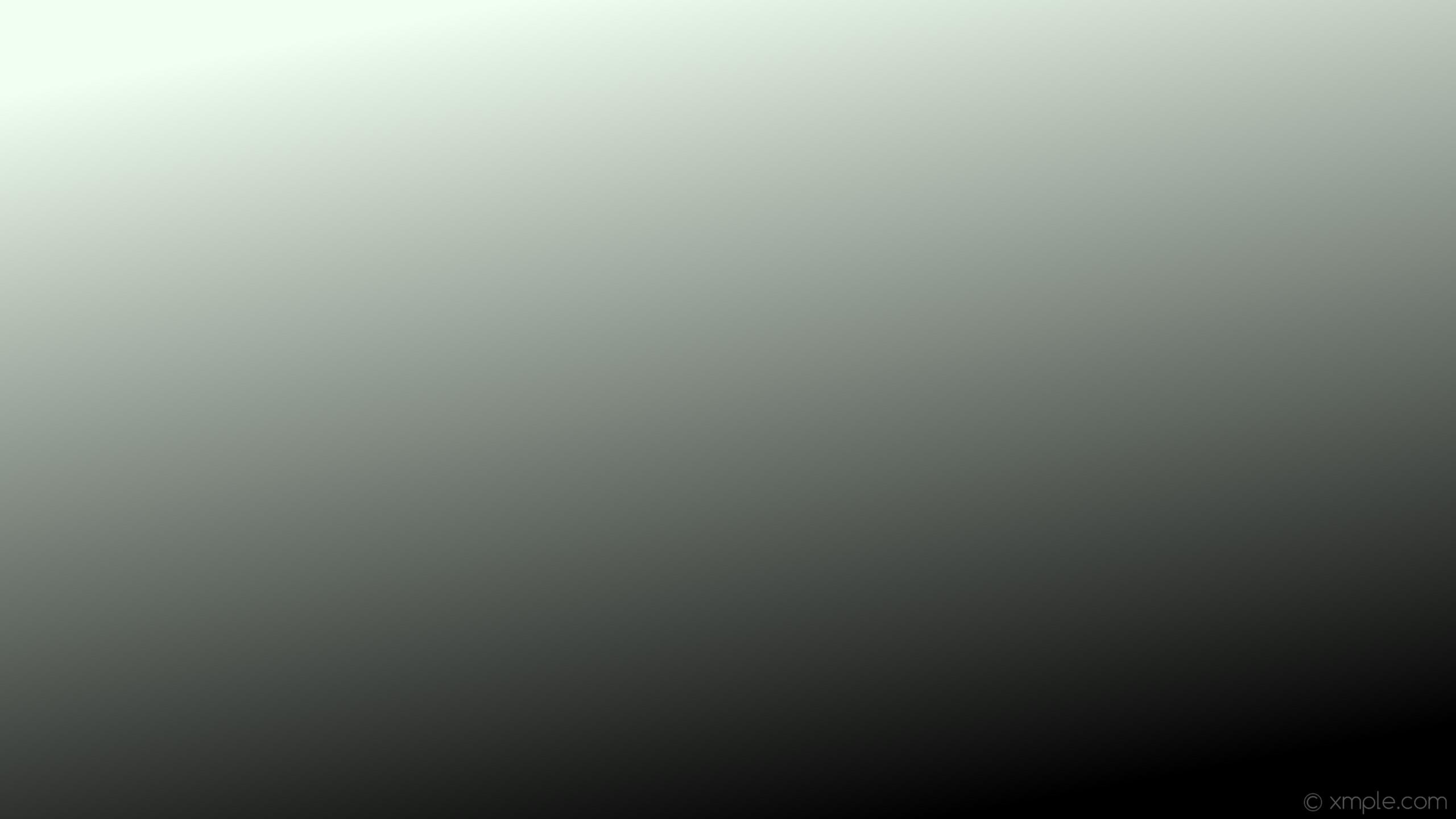 wallpaper black white gradient linear honeydew #000000 #f0fff0 300°