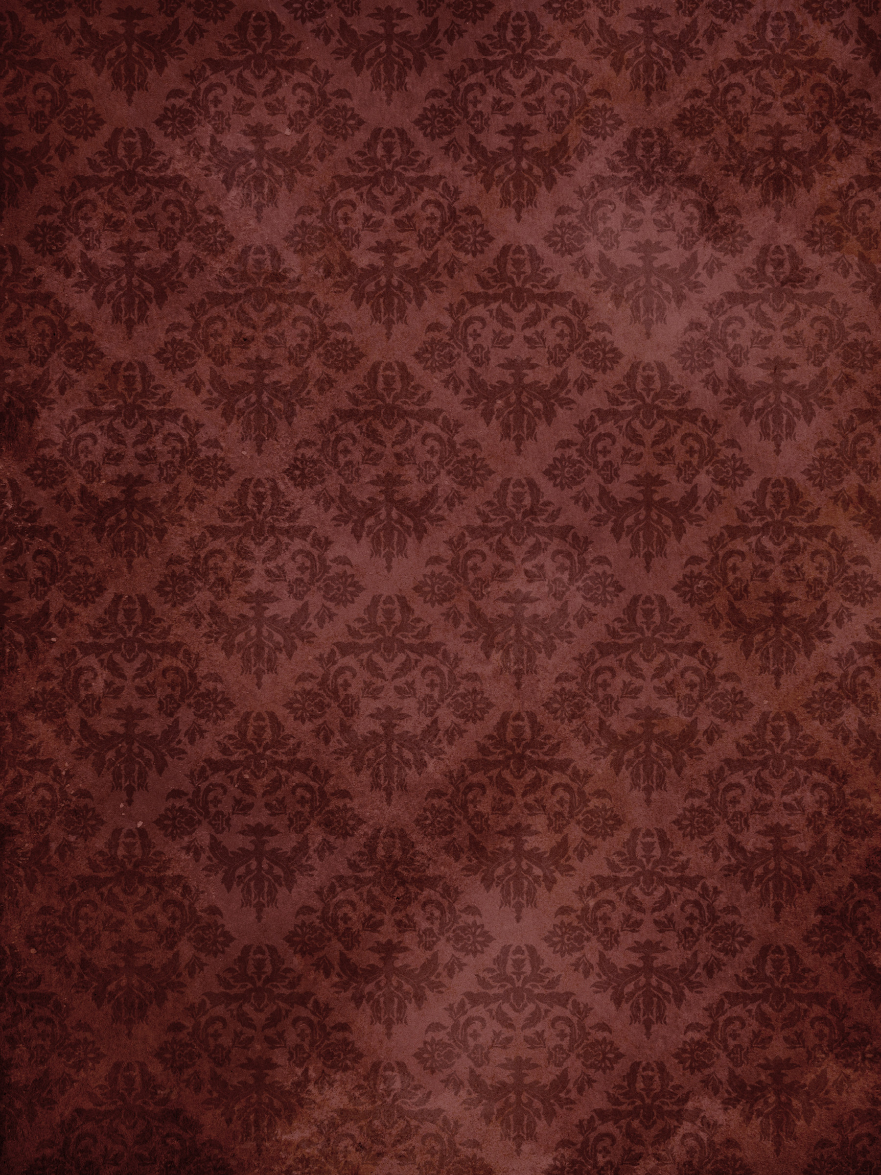 Vintage Pattern Wallpaper Texture