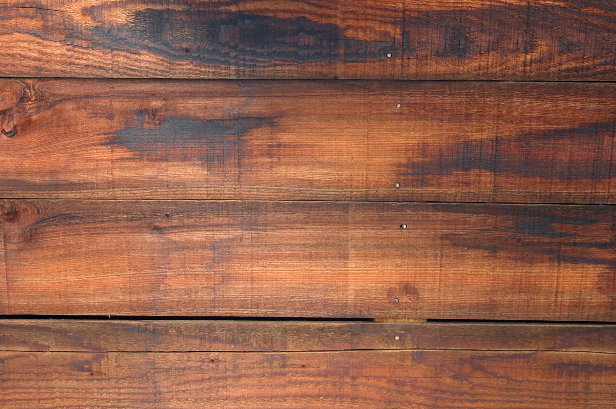 … Wood Floor And Old Wood Floor …