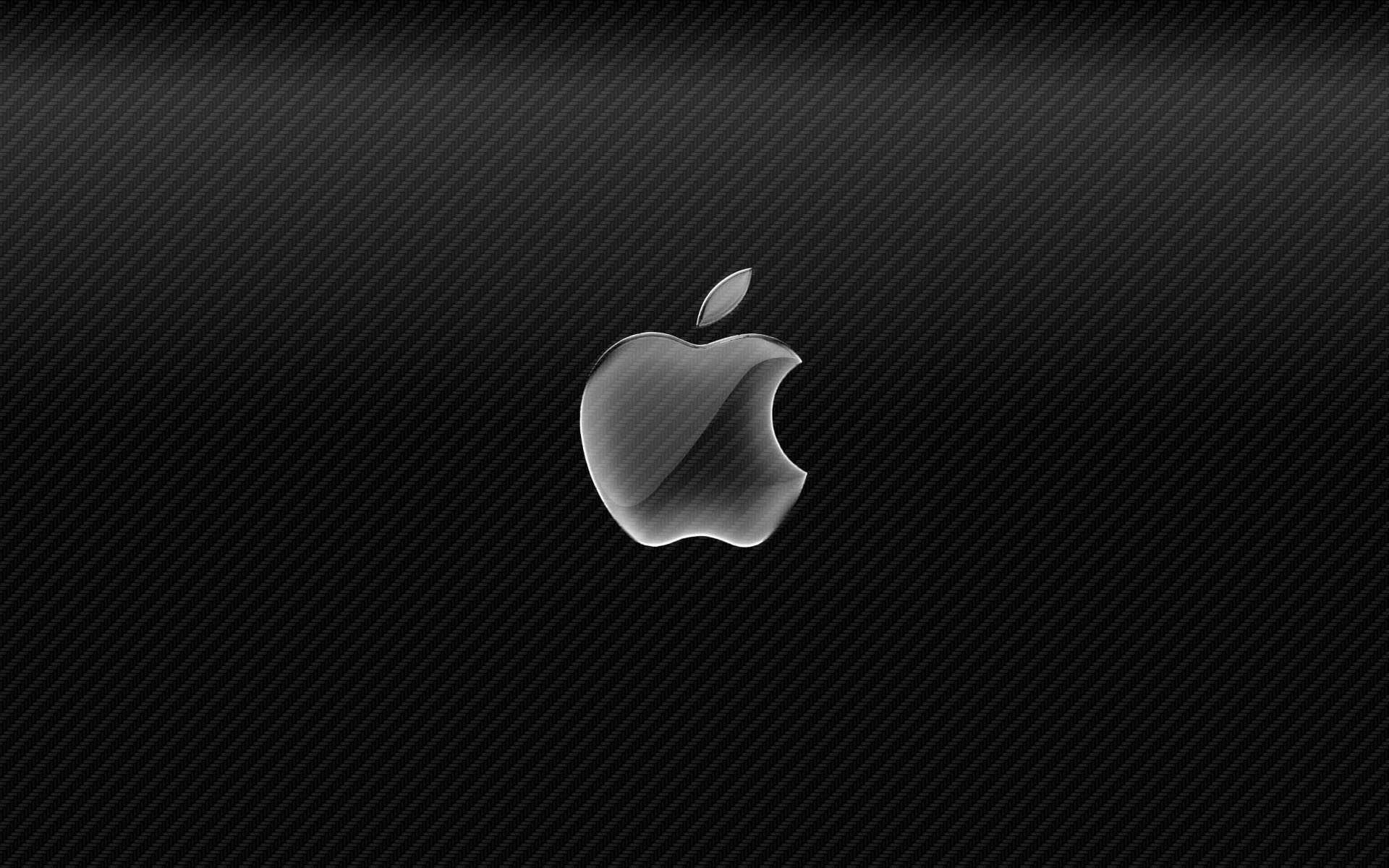 Carbon Fiber W Apple