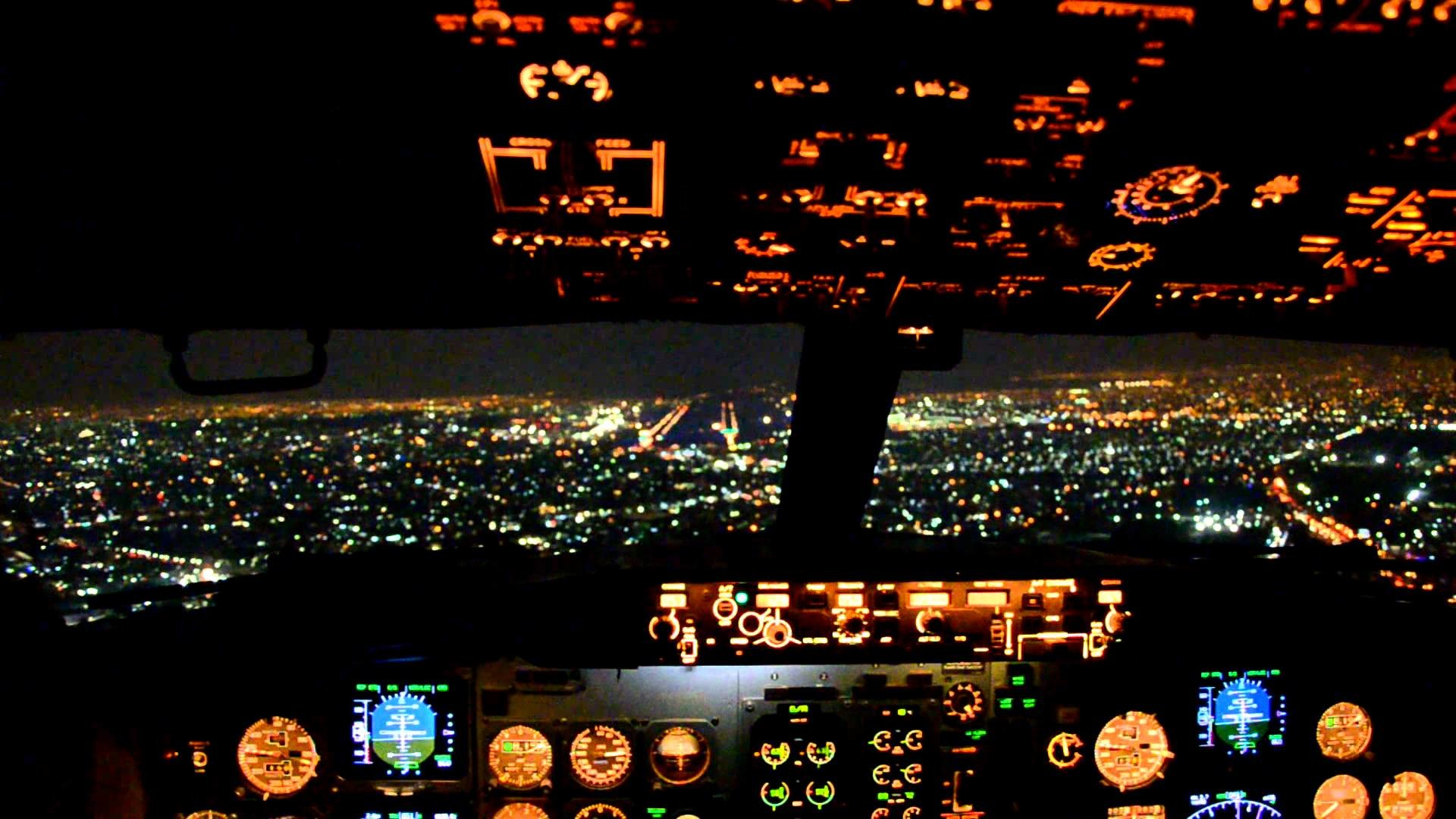 cockpit at night wallpaper hd -#main