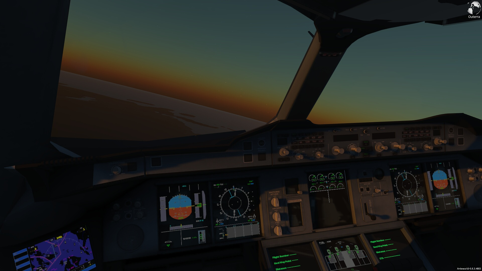 Airbus A380 Al On Ur