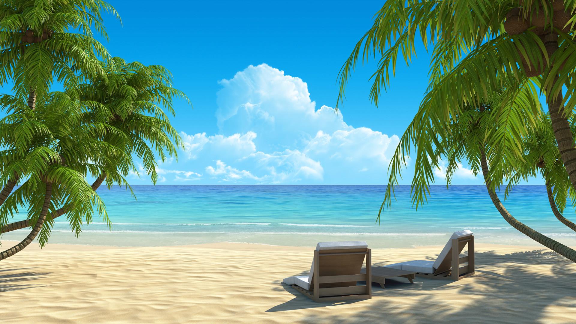 paradise   Paradise Dream Beach – – 16:9 · Beach WallpaperHd …