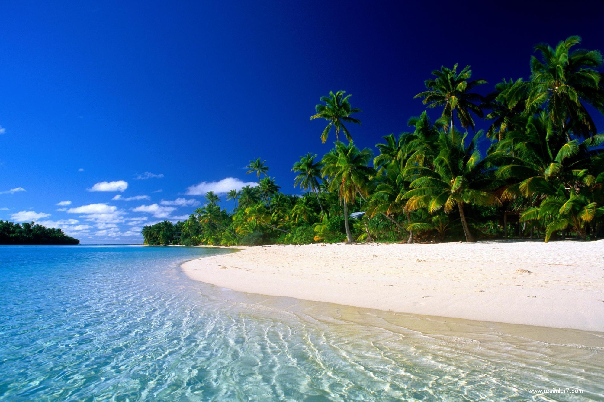 HD Wallpaper | Background ID:4682. Earth Beach